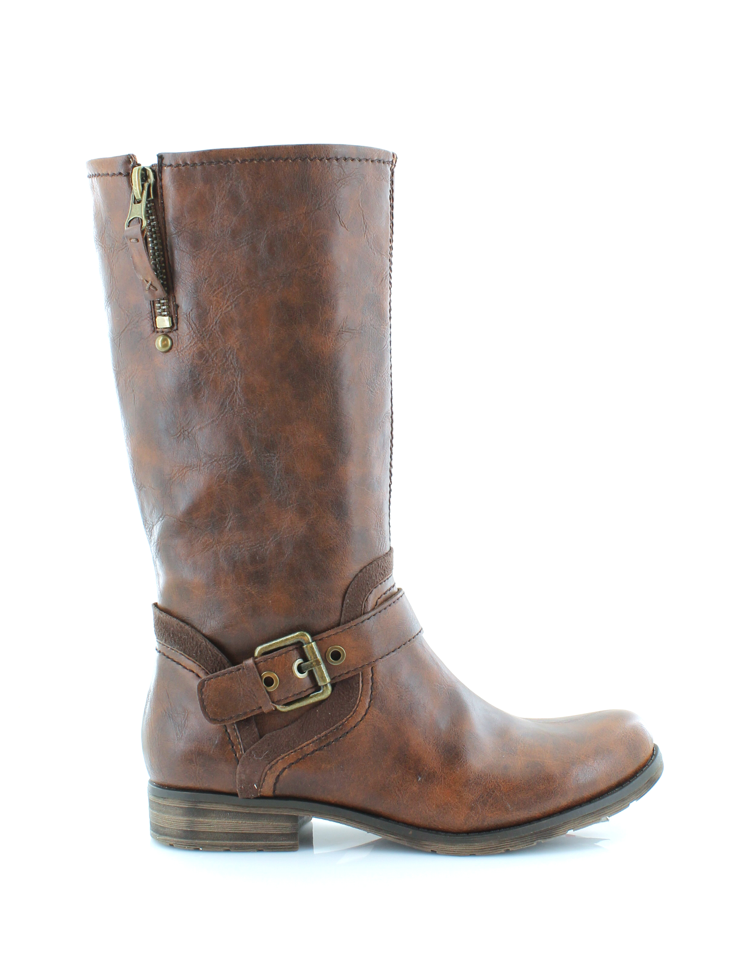 naturalizer balada brown womens shoes size 9 m boots msrp
