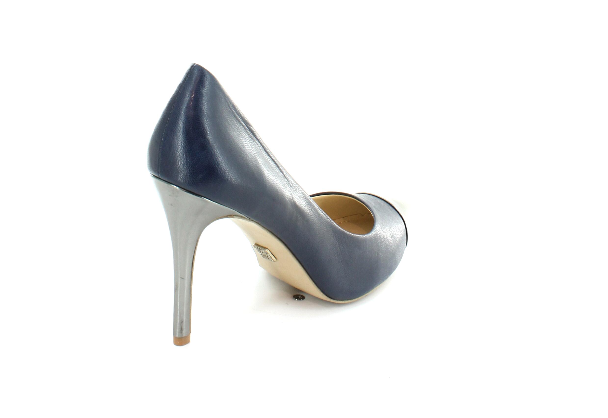 Details about Anne Klein New Wrenn Blue Womens Shoes Size 10 Heels