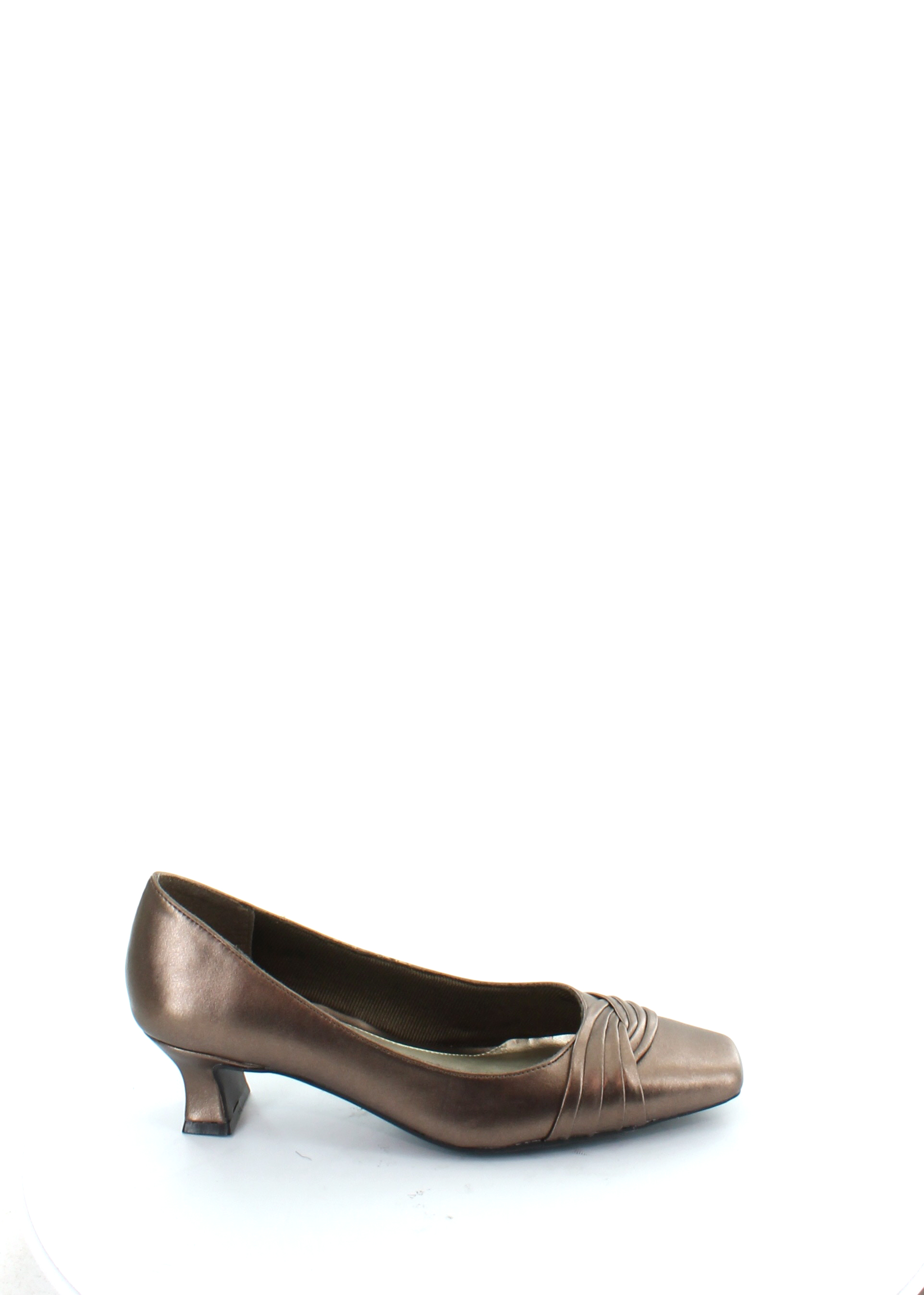 Details about Easy Street New Tidal Metallic Womens Shoes Size 7.5 m