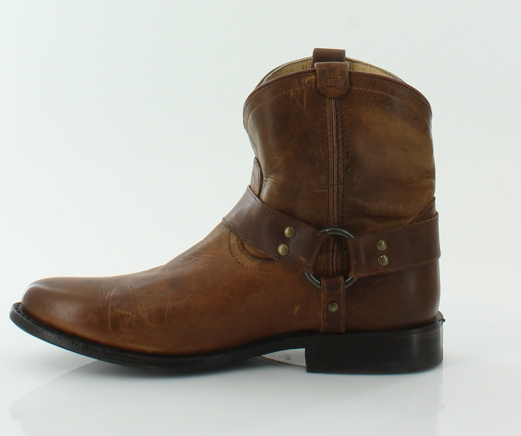 frye new wyatt brown womens shoes size 8 5 b boots msrp
