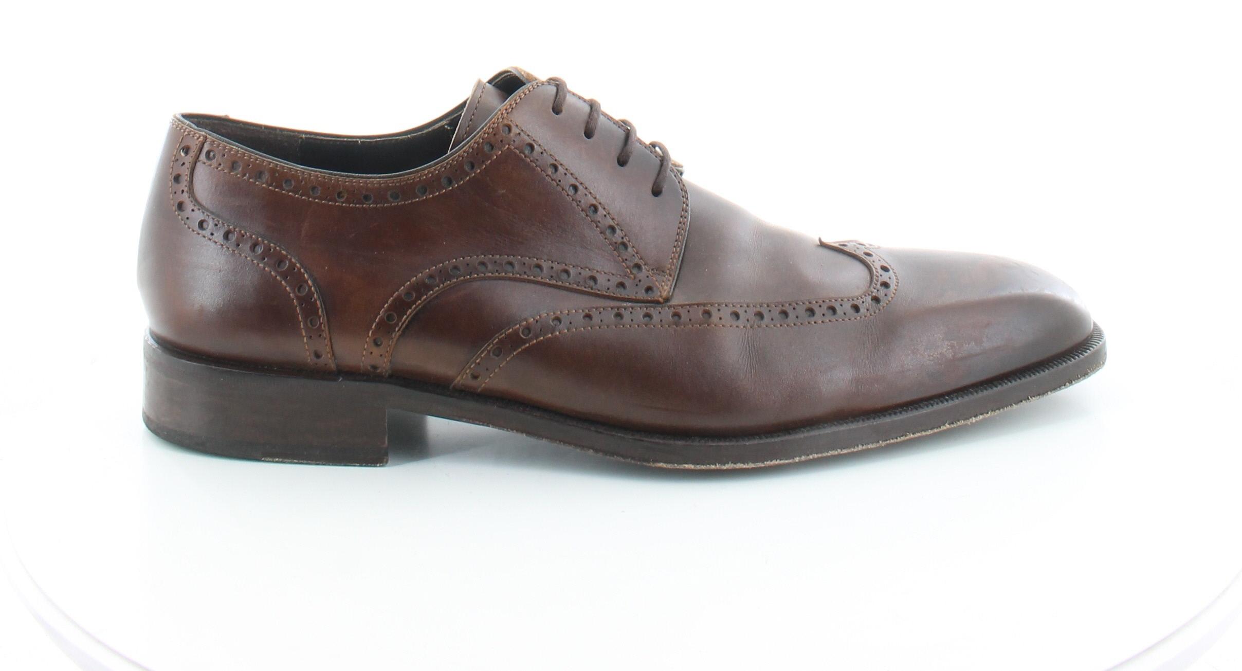 massimo emporio toreno brown mens shoes size 10 m dress