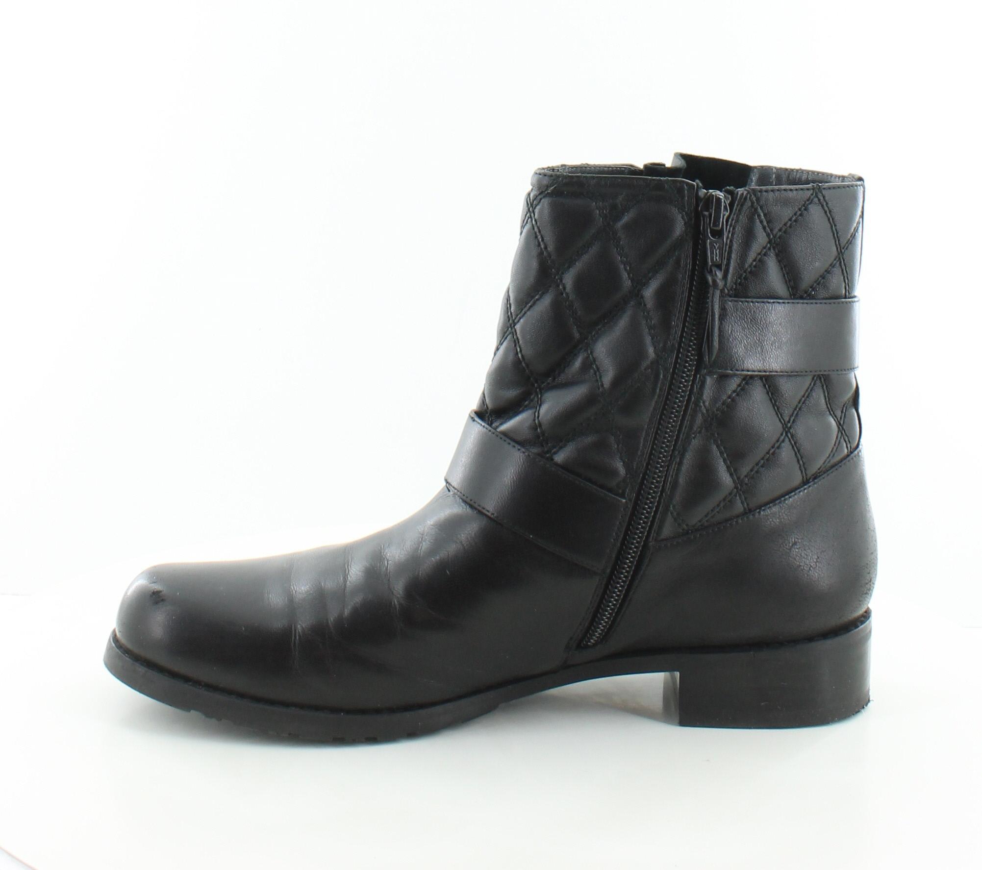 Stuart Weitzman Download Black Womens Shoes Size 8 5 M Boots MSRP $498