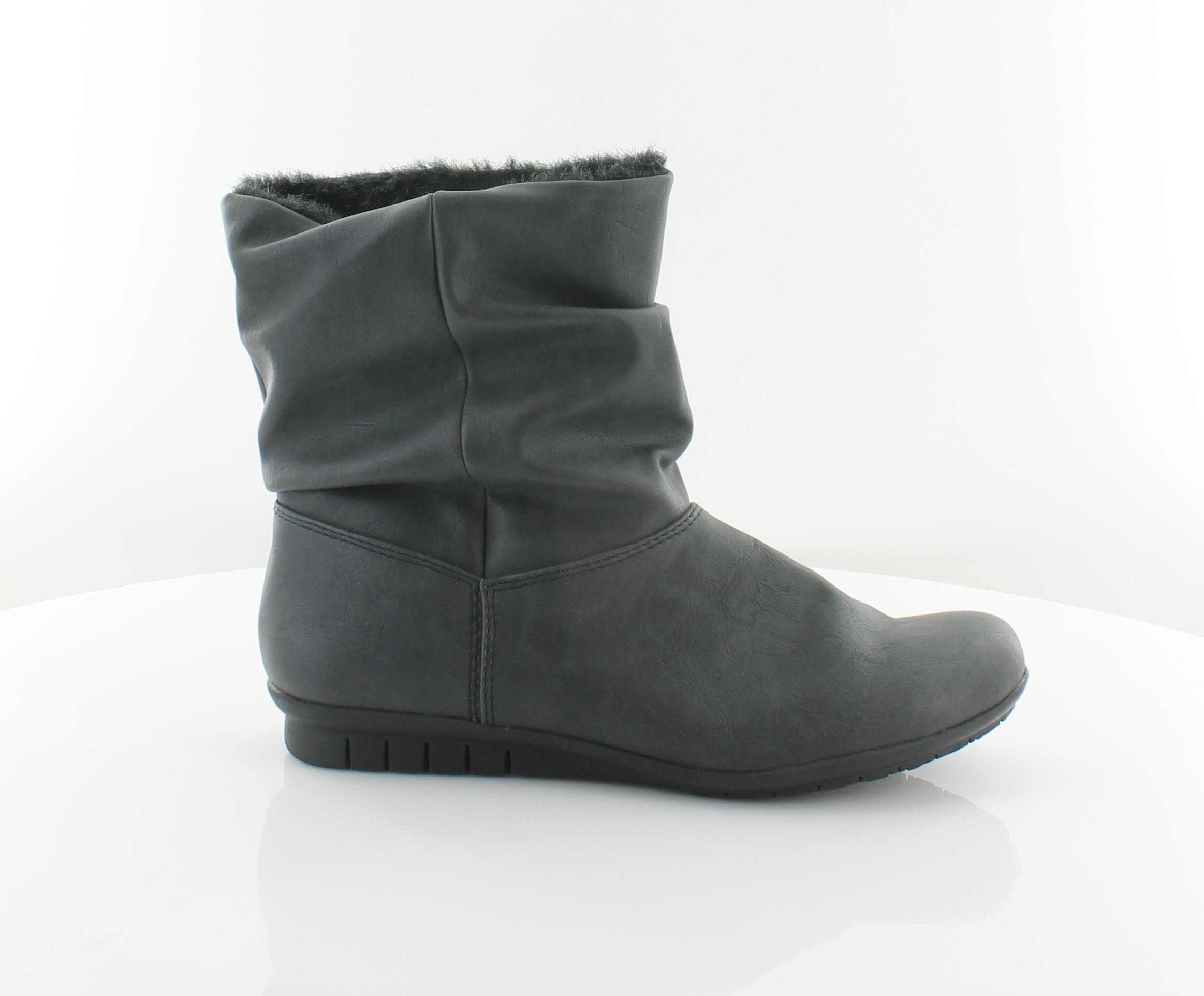 Cliffs-by-White-Mountain-Fox-Black-Womens-Shoes-Size-7-5-M-Boots-MSRP-79-99