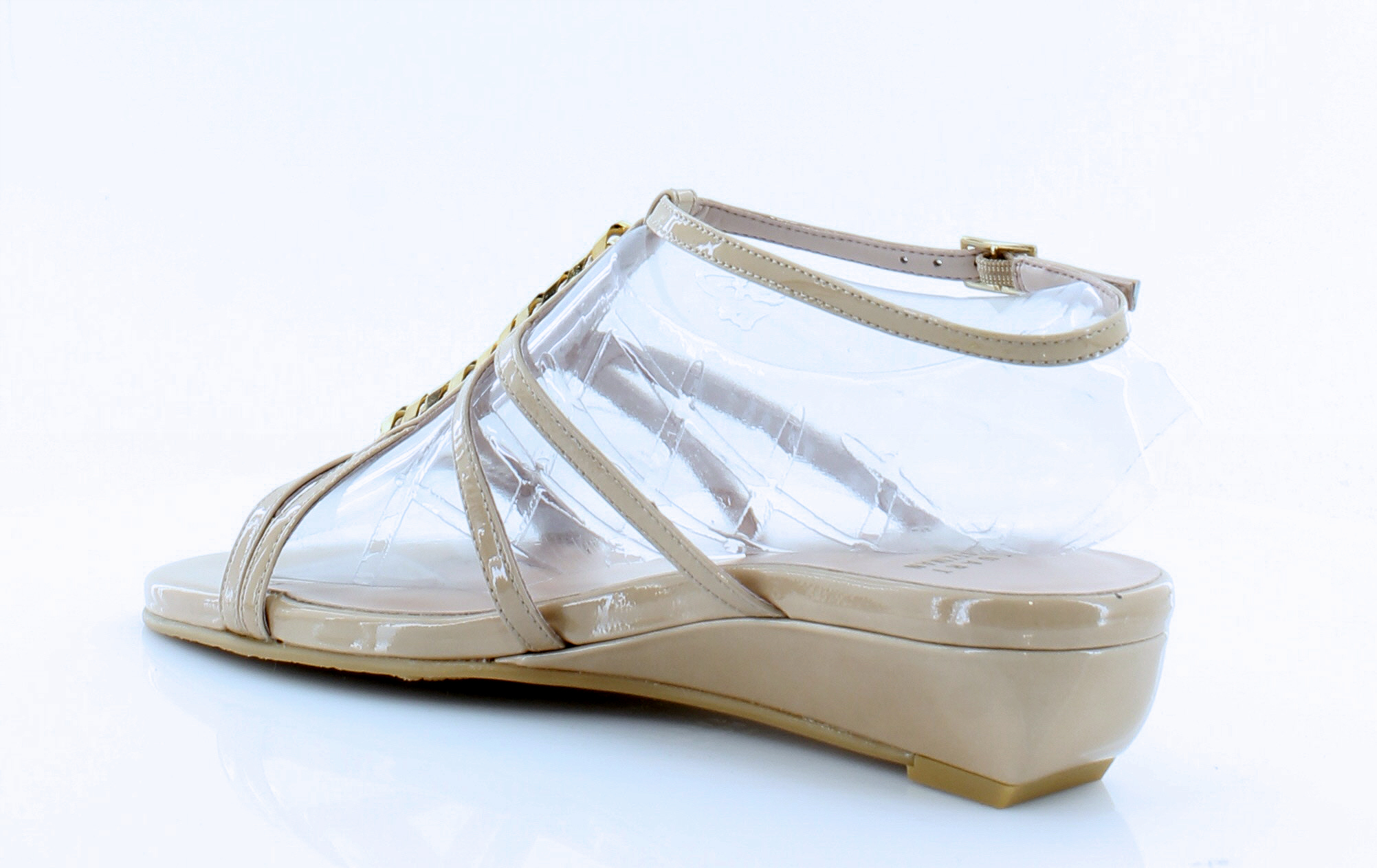 Details about Stuart Weitzman New Tiffy Beige Womens Shoes Size 7.5 M