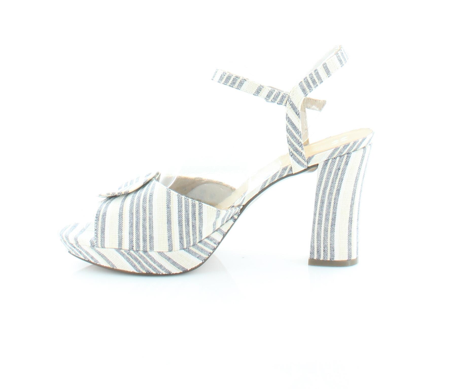 Naturalizer Adelle Women/'s Heels Denim Stripe