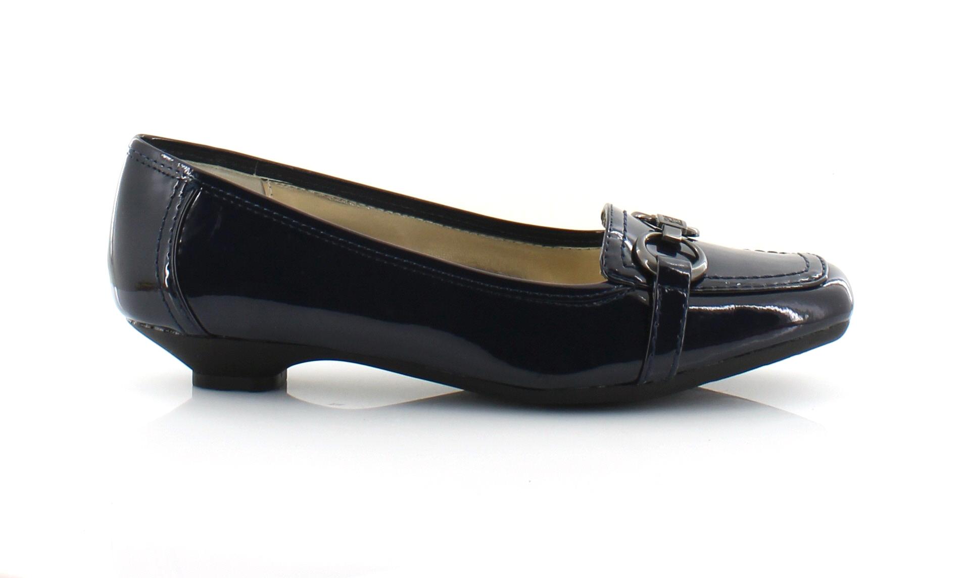 Details about Anne Klein Joleen Blue Womens Shoes Size 7.5 m Flats