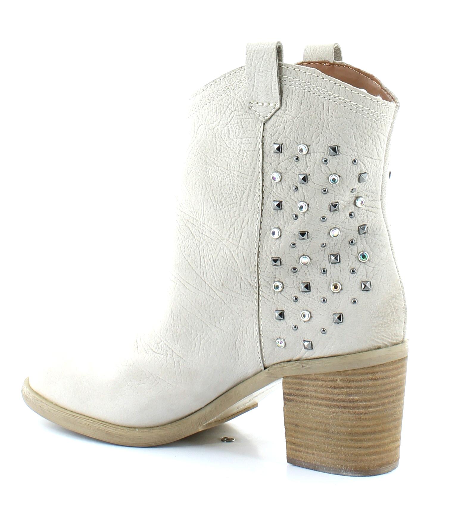 Details zu Boutique 9 Conspire Beige Womens Shoes Size 7.5 M Boots