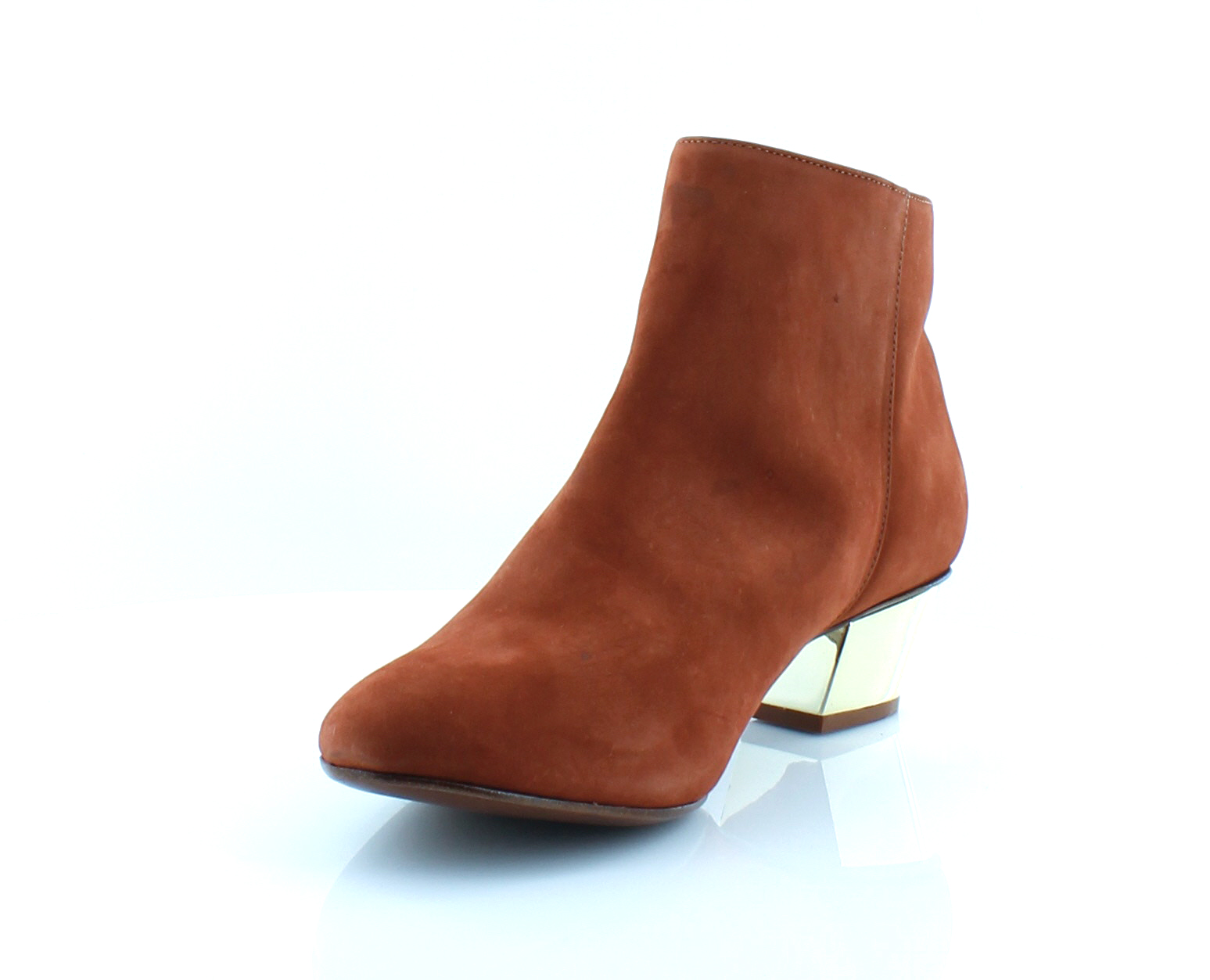 Details about AREZZO Linx Orange Womens Shoes Size 9 B Boots MSRP $225