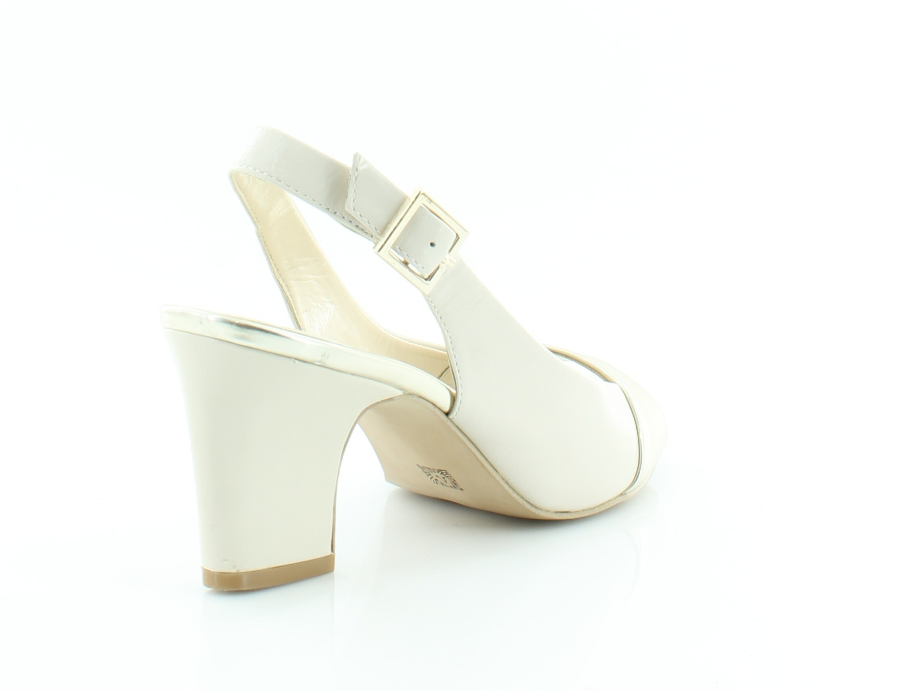 Details about Anne Klein Ulema Beige Womens Shoes Size 9 m Heels MSRP