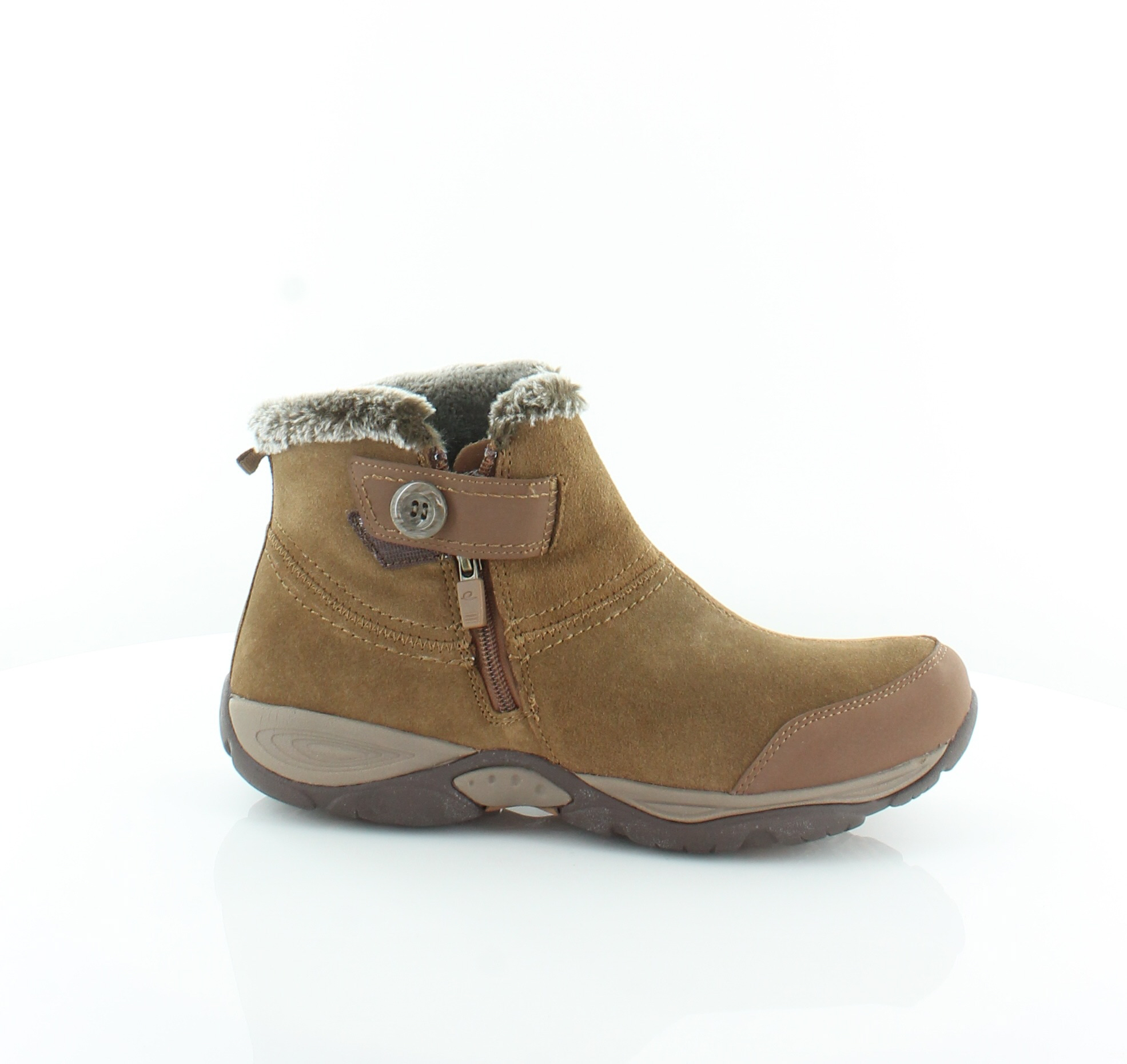 Easy Spirit New Eliria Brown Womens shoes Size 10 M Boots MSRP