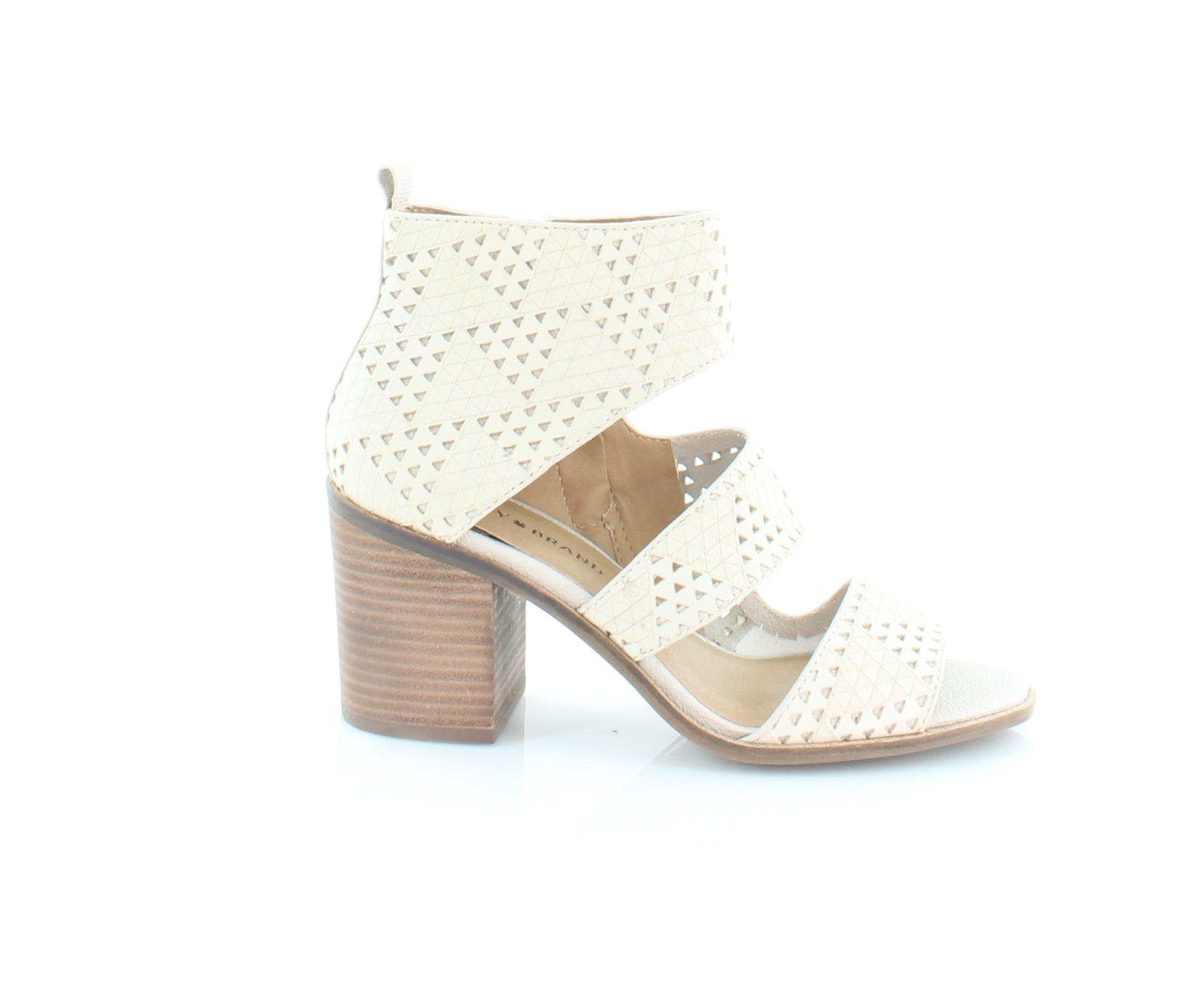 Lucky Brand New Kabott Beige femmes Chaussures