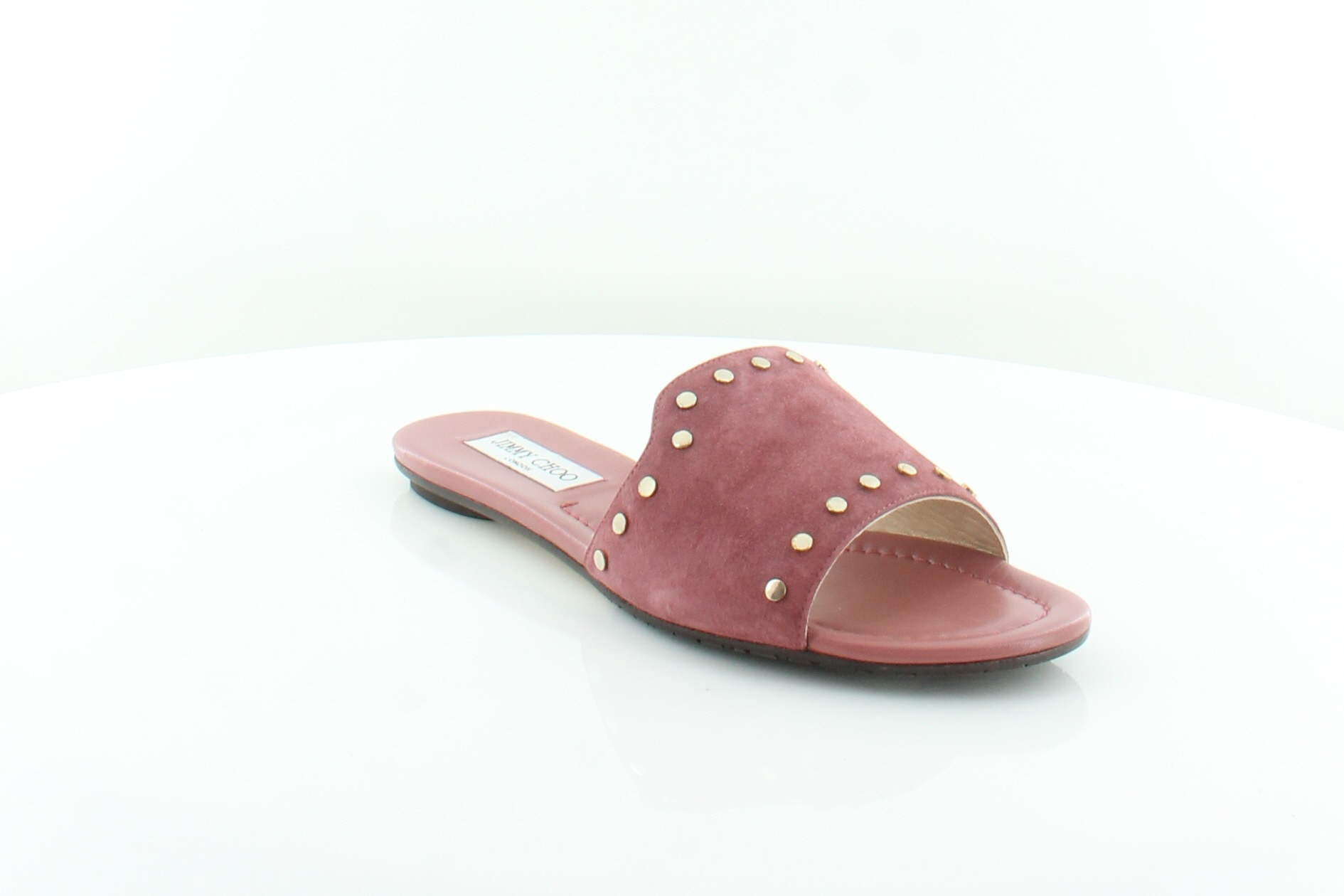 417e47daf6e JIMMY CHOO Nanda Women s Sandals Vintage Rose Gold