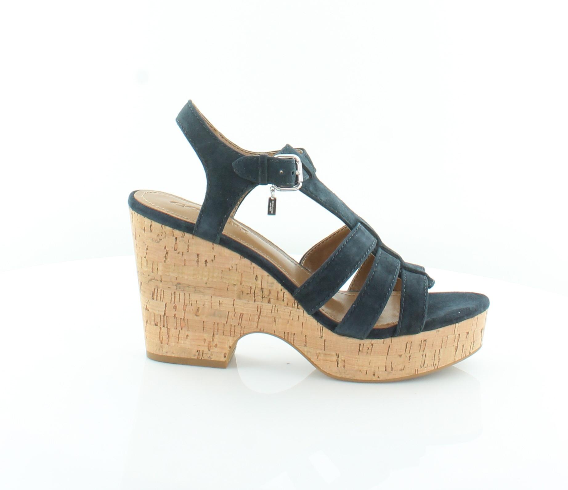 Nuevos Zapatos para mujer azul Kennedy entrenador entrenador entrenador de tamaño 9.5 M Sandalias precio minorista sugerido por el fabricante  145  Las ventas en línea ahorran un 70%.