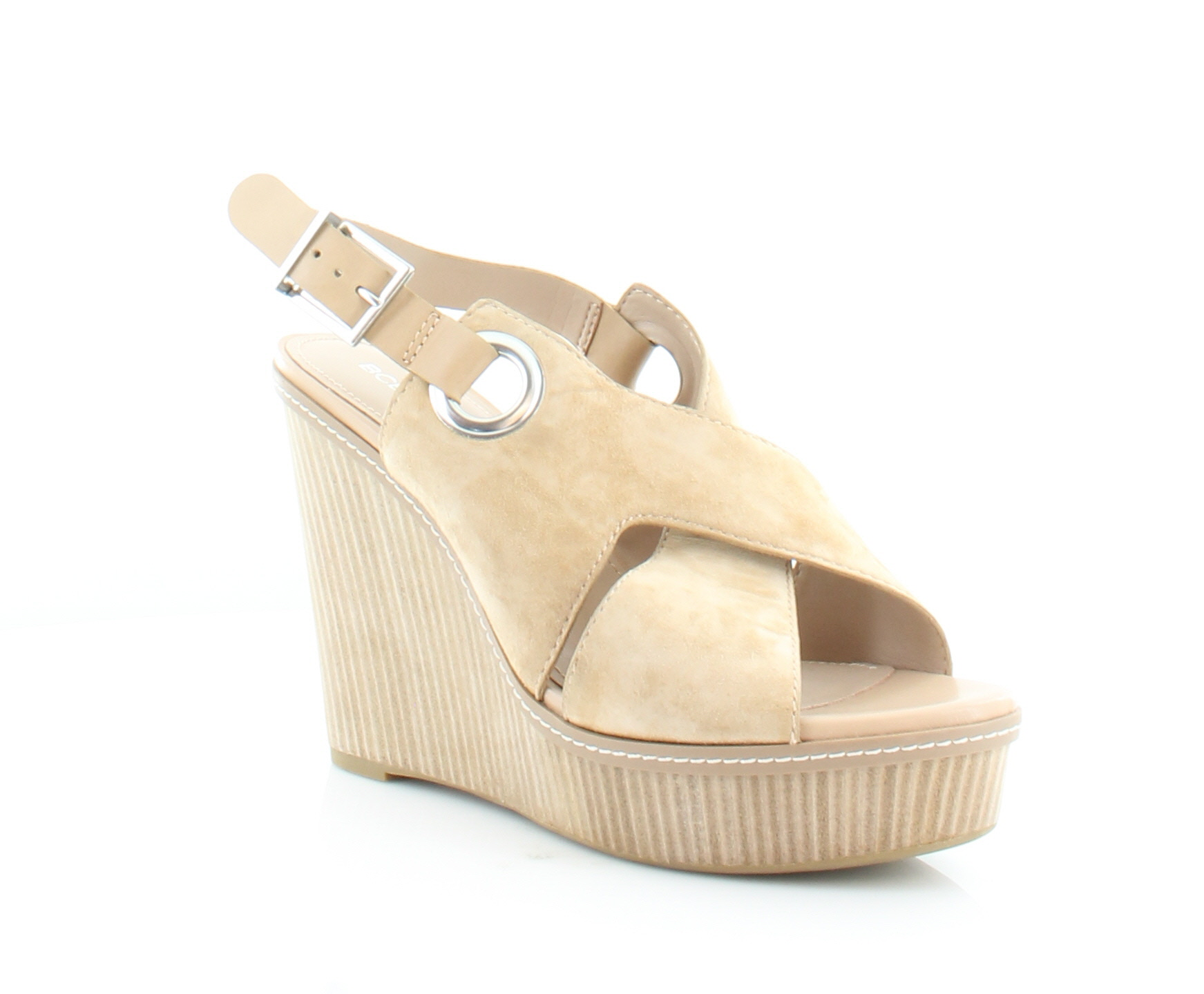 BCBGeneration New Penelope Beige Donna M scarpe Size 10 M Donna Sandalo MSRP   0cdb43