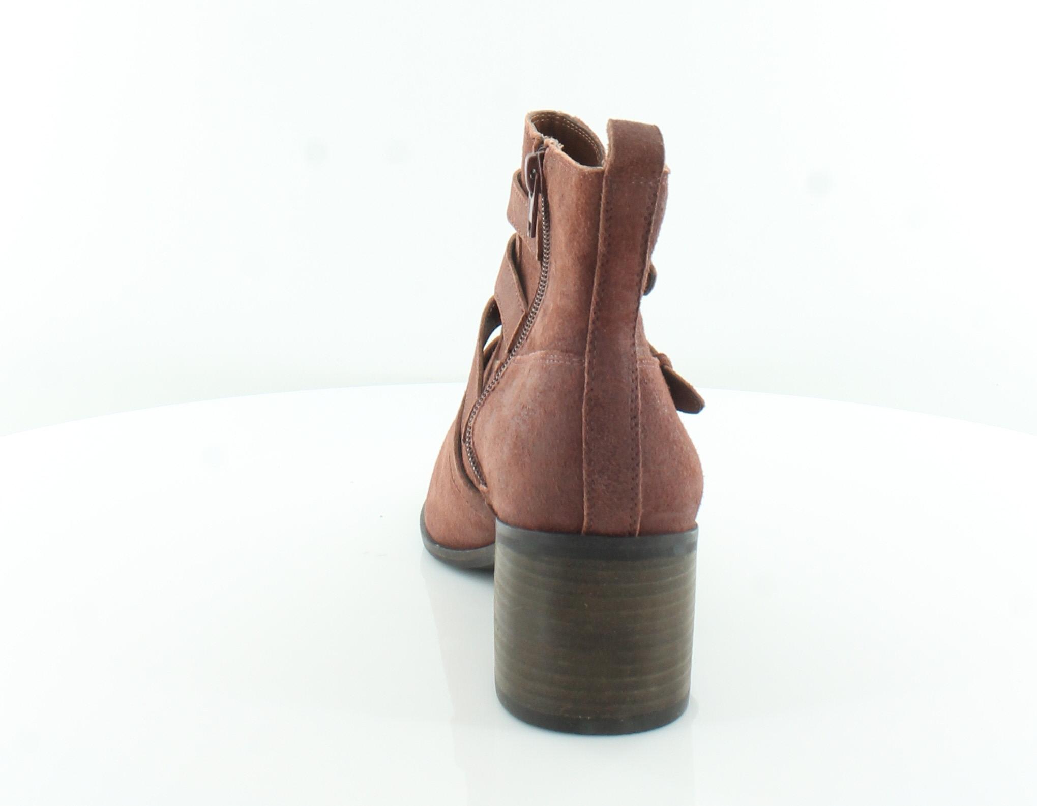 Lucky Brand New loreniah Rojo Zapatos Zapatos Zapatos para mujer Talla 9 M botas MSRP  149 f9f4c8