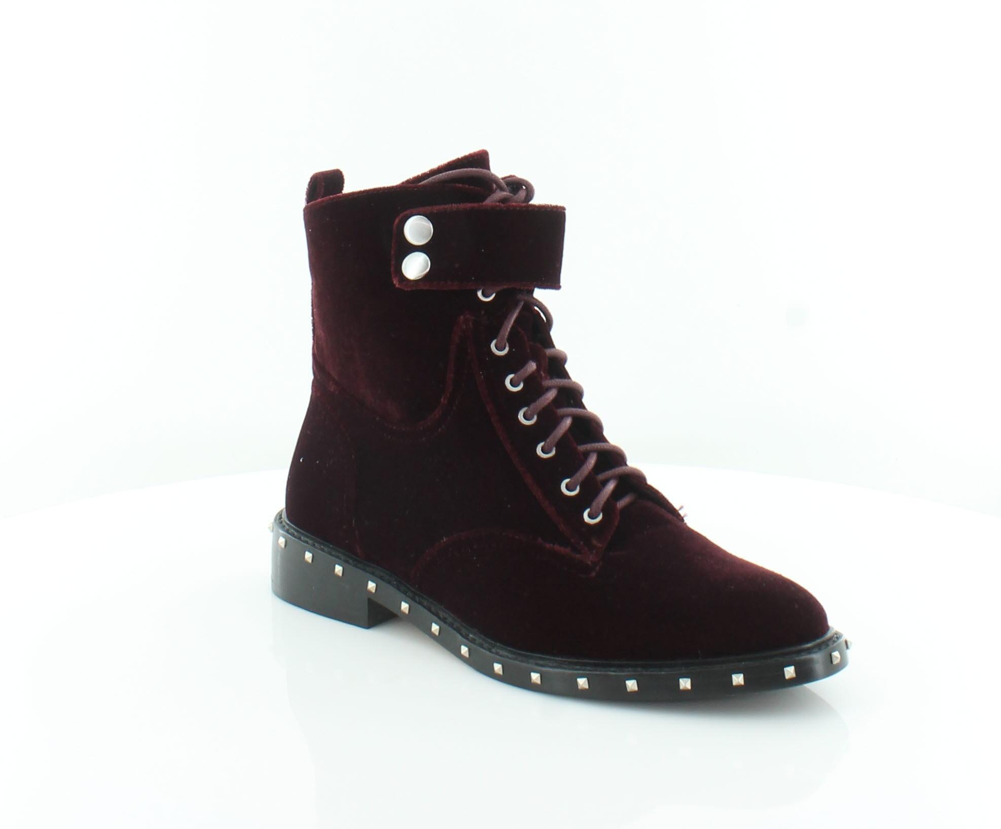 Vince Camuto New Talorini Purple M Donna Shoes Size 8.5 M Purple Stivali MSRP  179 9e6ce0