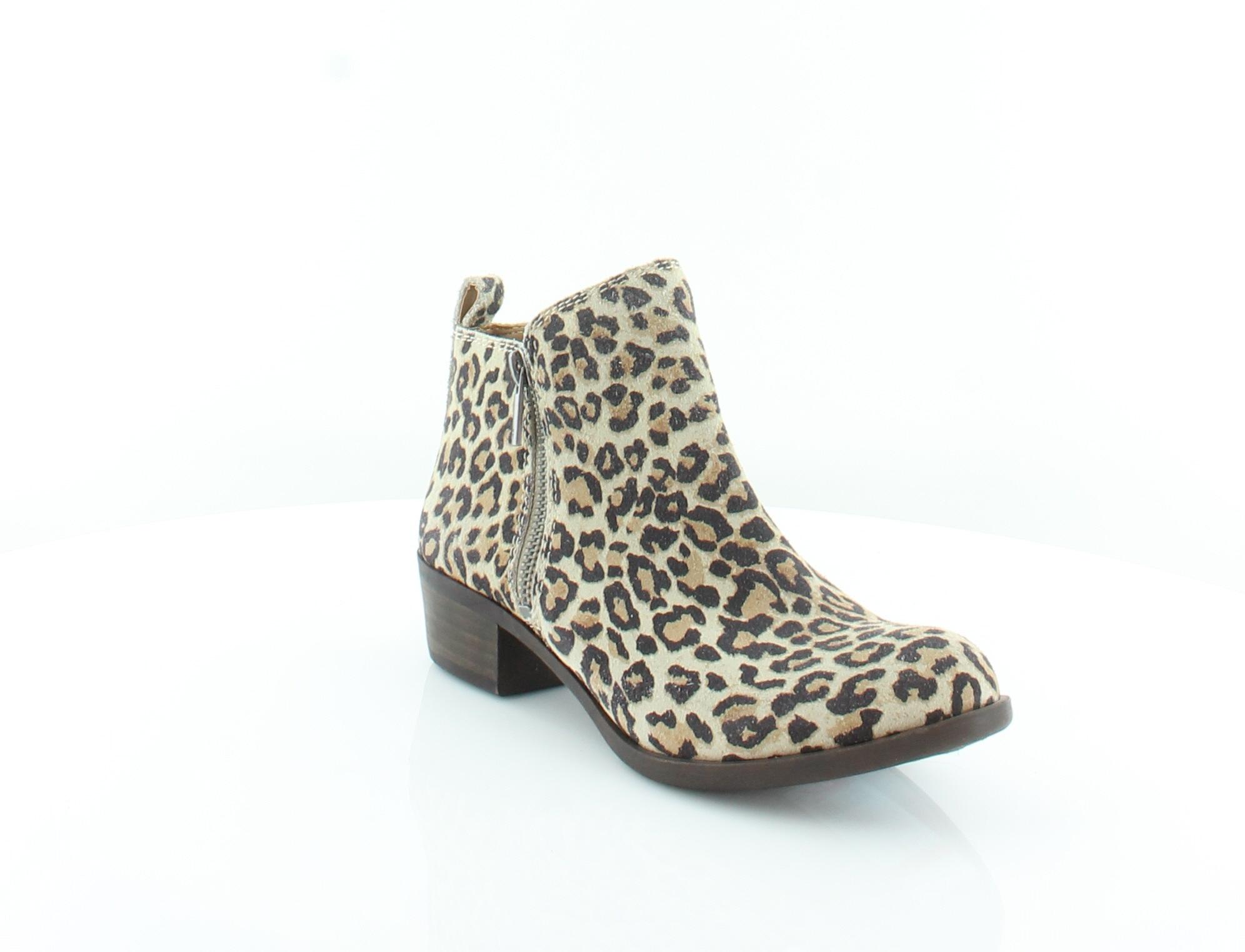 Brown Lucky Boots Maat M New Damesschoenen Basel Msrp129 Brand 5 0Oknw8P