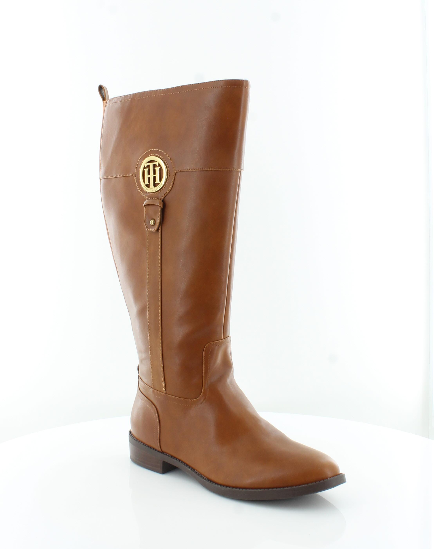 66de4f03f Tommy Hilfiger New Ilia Brown Womens Shoes Size 8.5 M Boots MSRP ...