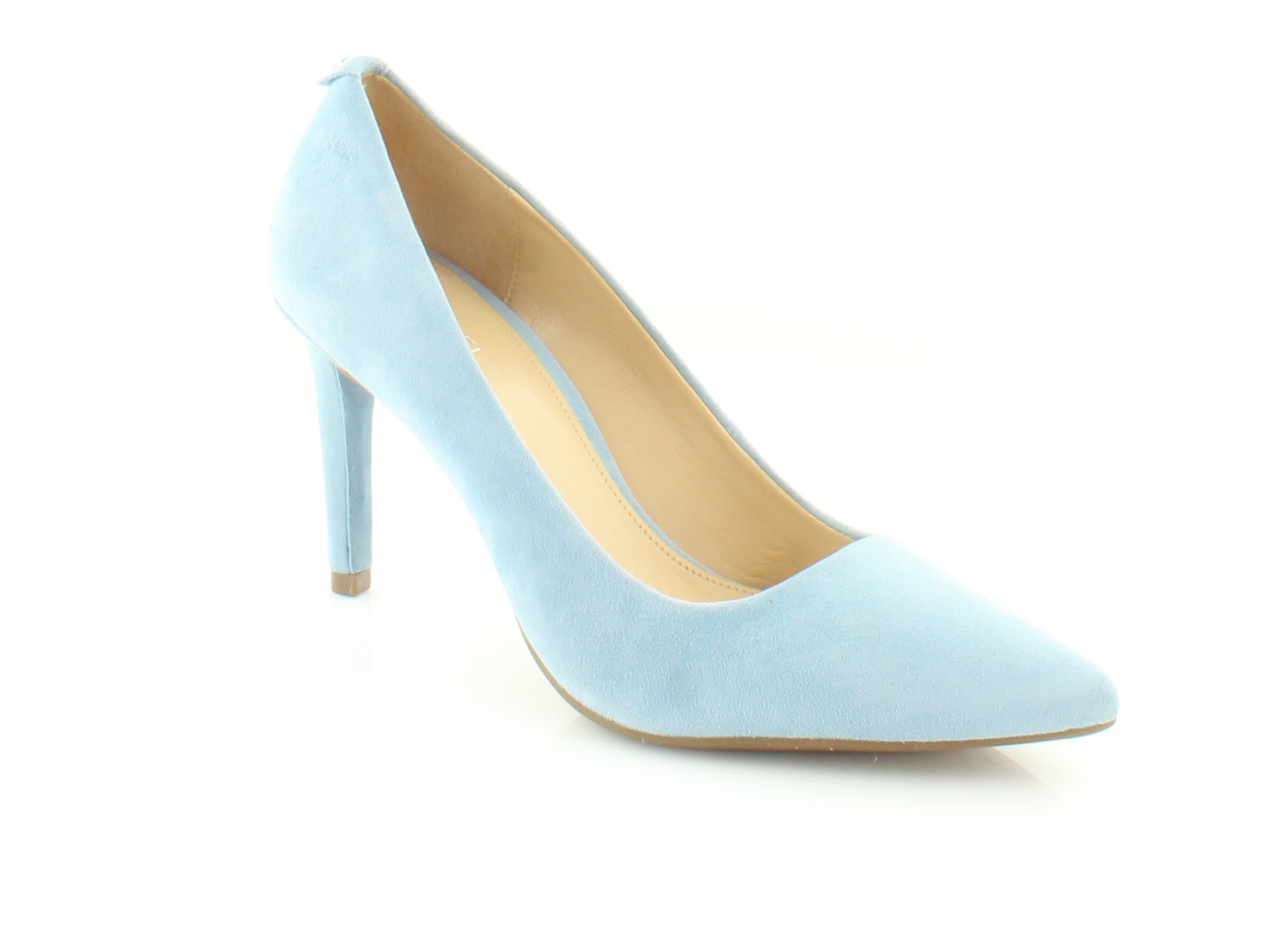 d43d955205b2 MICHAEL Michael Kors Dorothy Flex Pump Blue Womens Shoes 7 M Heels ...