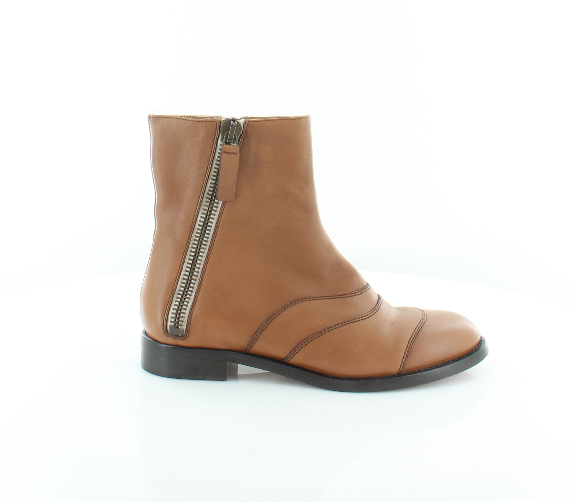cf385ff9716a Chloe New Lexie Brown Womens Shoes Size 6 M Boots MSRP  995 ...