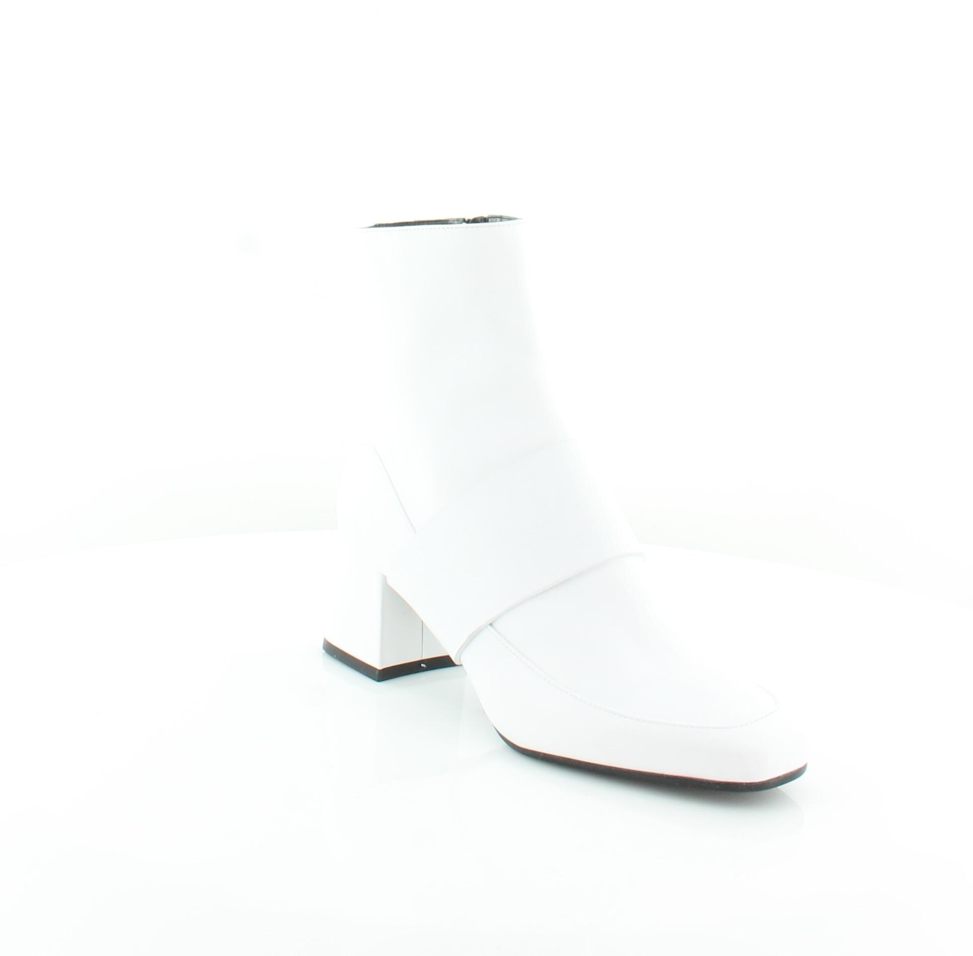Pont Neuf orie Blanc Blanc Blanc Pour Femme Chaussures Taille 7 M Bottes fabricants Standard prix de détail  495 59f50f