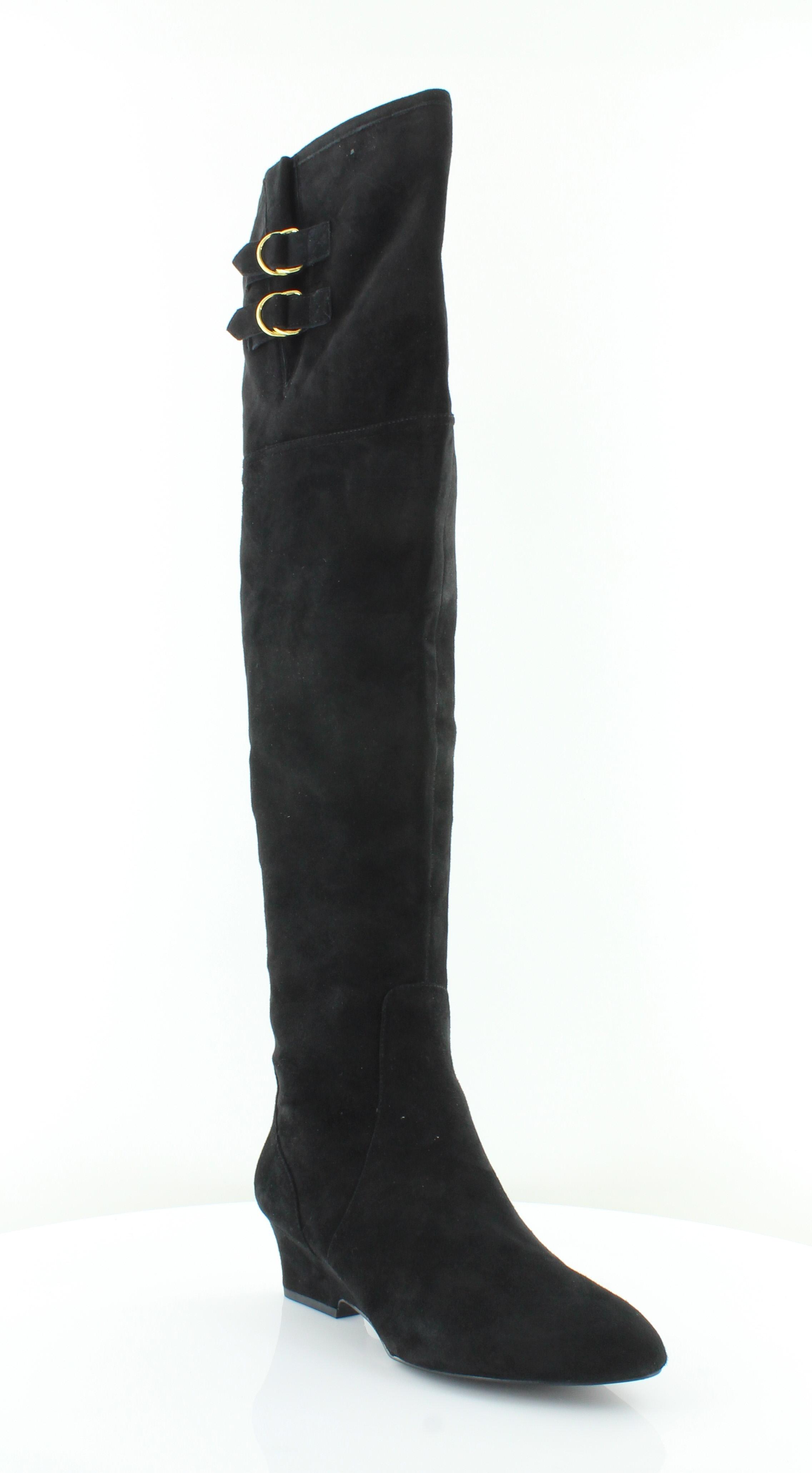 Nine West Jaén para mujer mujer mujer botas Negro  compra limitada