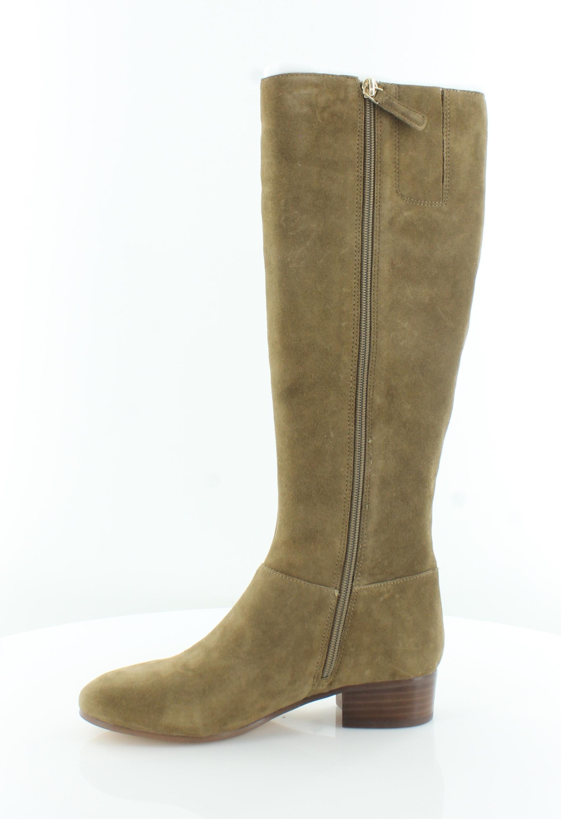 293164a1812 Nine-West-Oreyan-Women-039-s-Boots-Green thumbnail