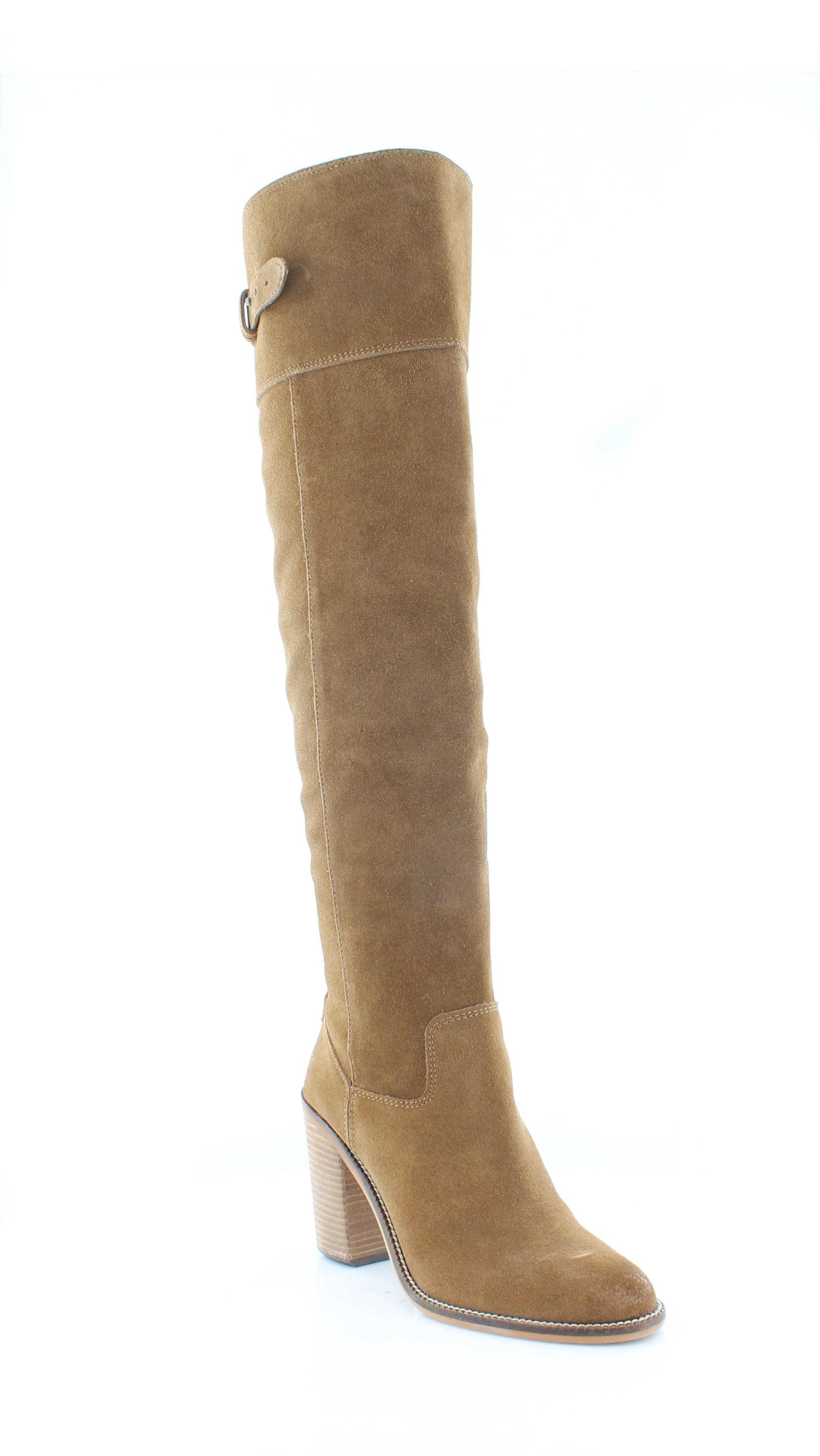 Dolce Vita Okana Women's Boots Saddle Size 8 M