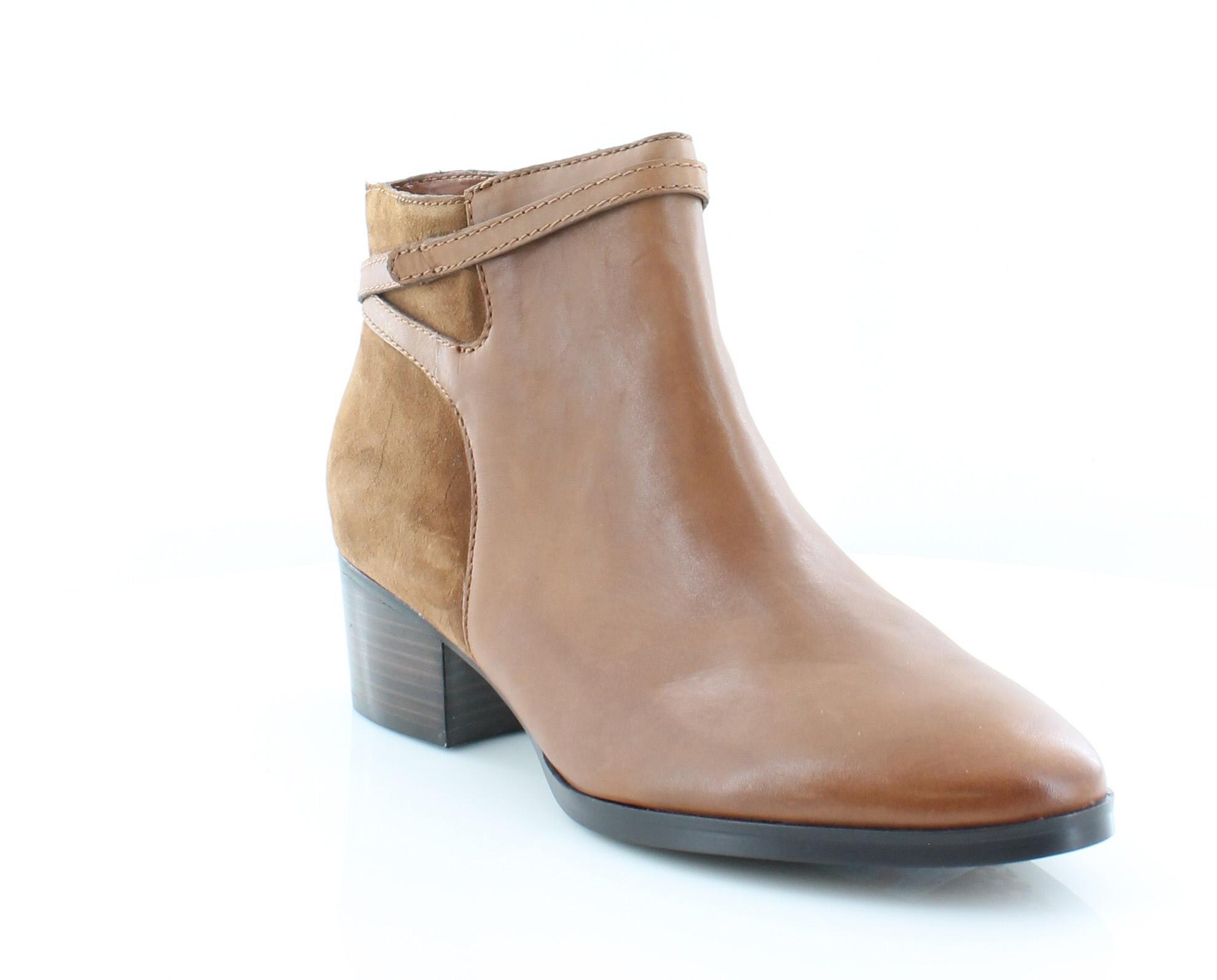 Born Hillman Cognac Wool F09116 (Women's) Size US 10M I22