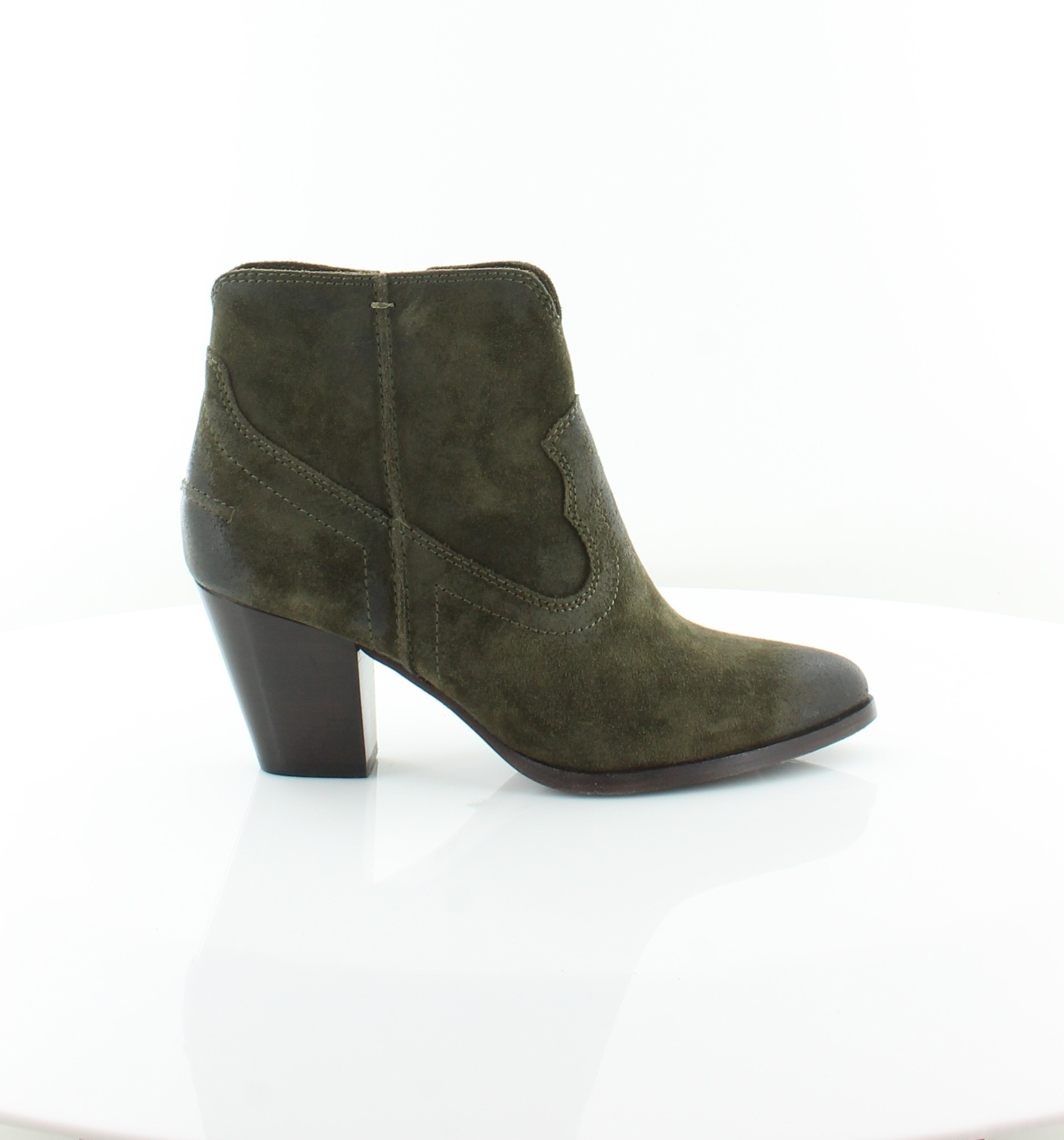 Frye Renee Green Womens Shoes Size 5.5 M Boots MSRP $298