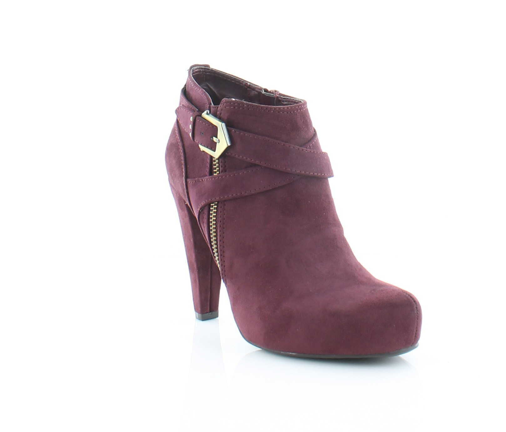 G by Guess Taylin Women's Boots Dark Red Size 9.5 M