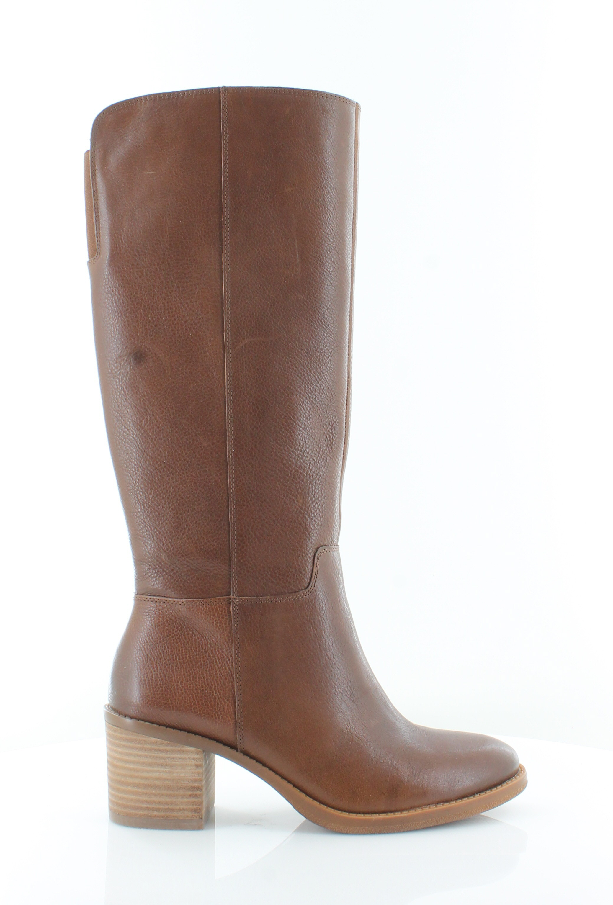 Lucky Brand Ritten Brown Womens Shoes Size 9.5 M Boots MSRP $209