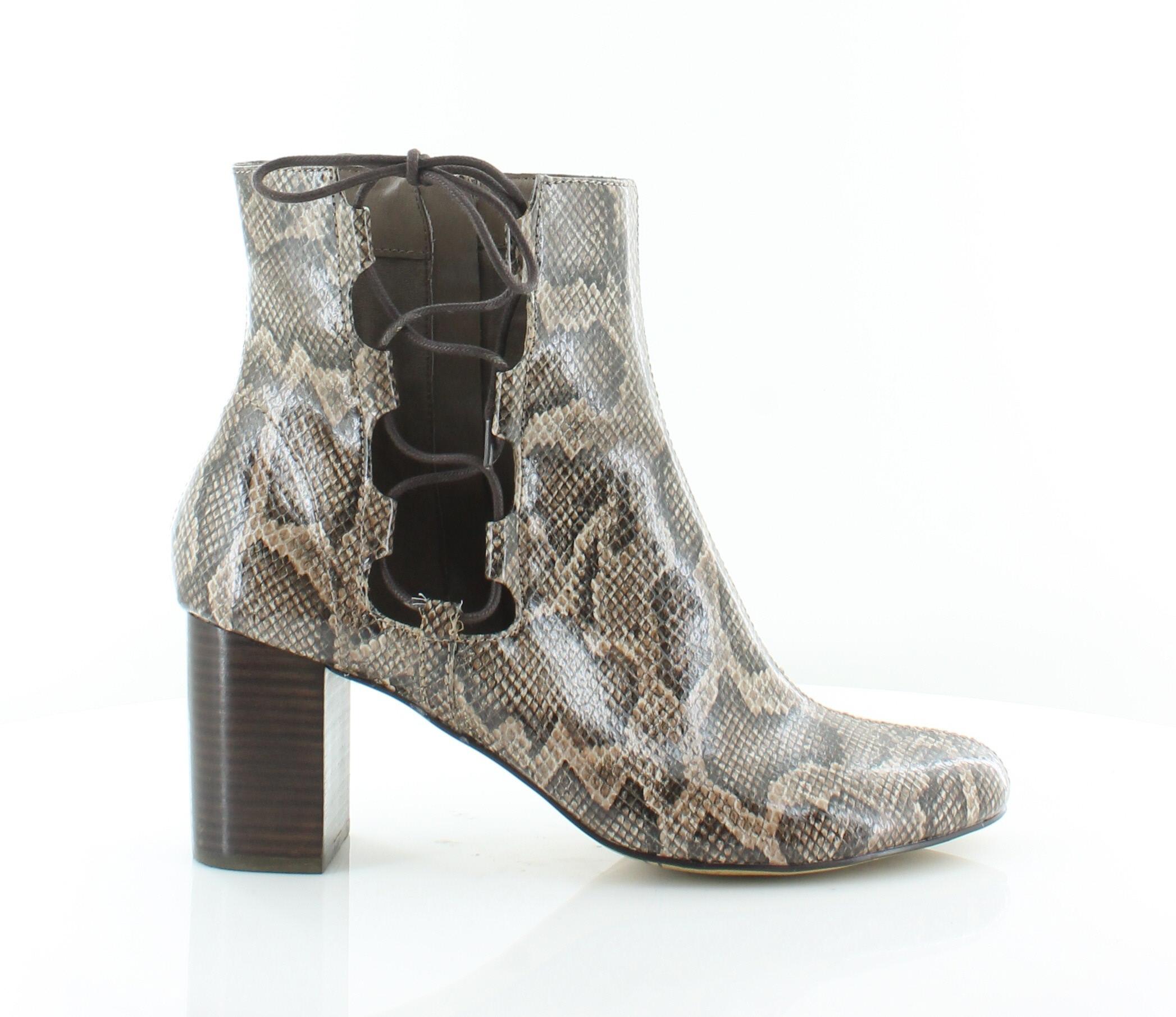 Bella Vita Kirby II Women's Boots Natural Snake Size 10.5 W