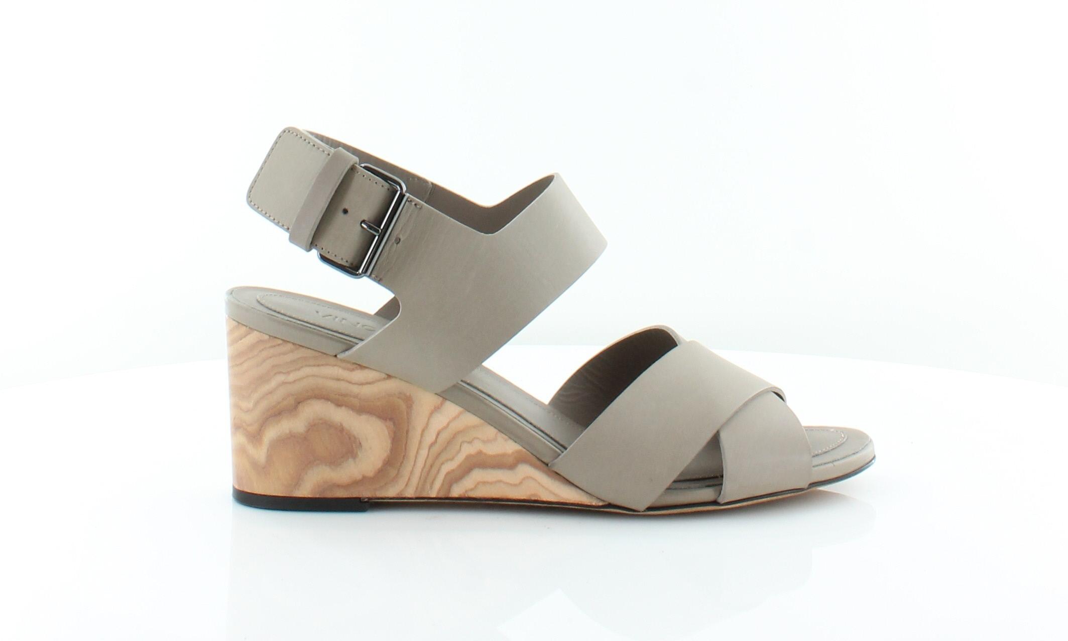 Vince Gwyn gris gris gris Sandalias De Mujer Zapatos Talla 8.5 M precio minorista sugerido por el fabricante  375  presentando toda la última moda de la calle