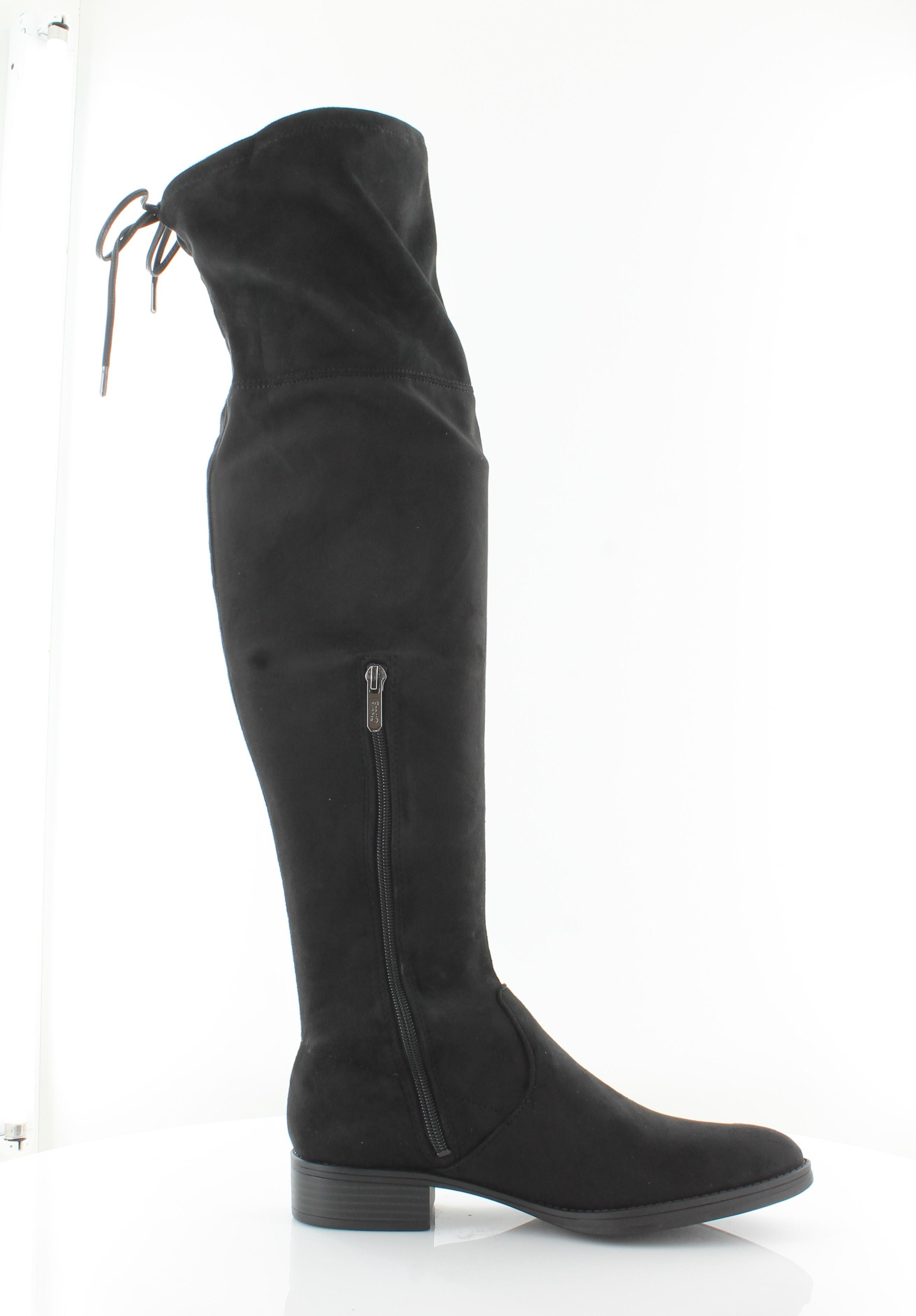 Circus by Sam Edelman Peyton Women's Boots Black Size 8.5 M