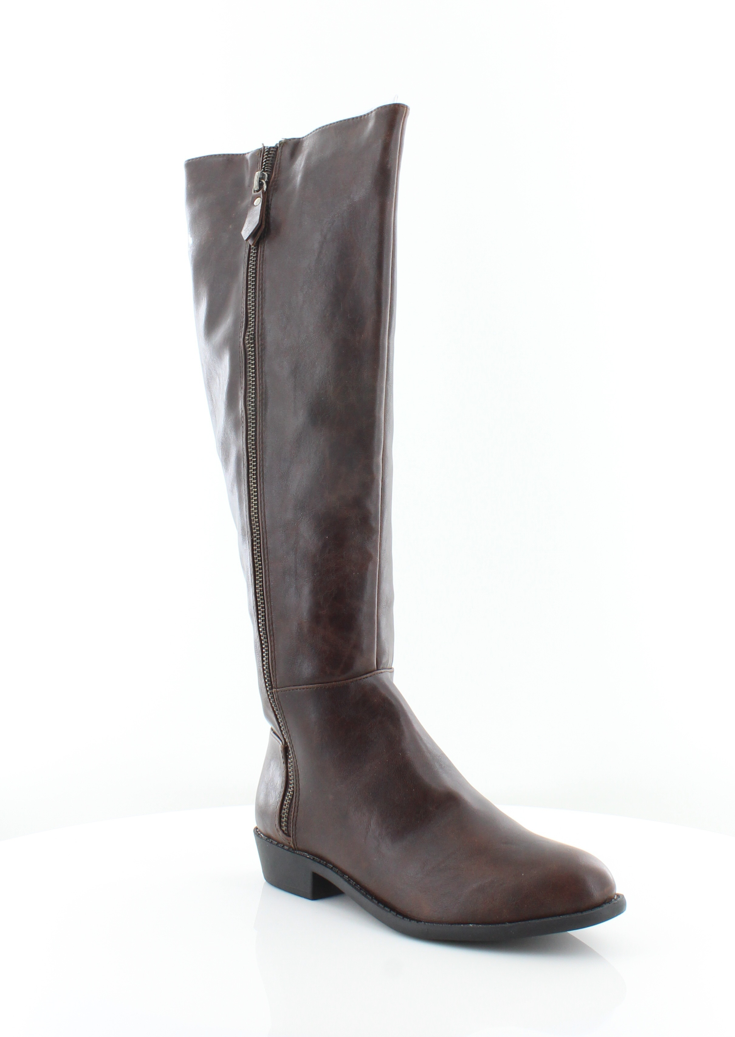 Penny Loves Kenny Dayton Women's Boots Brown Size 6.5 M