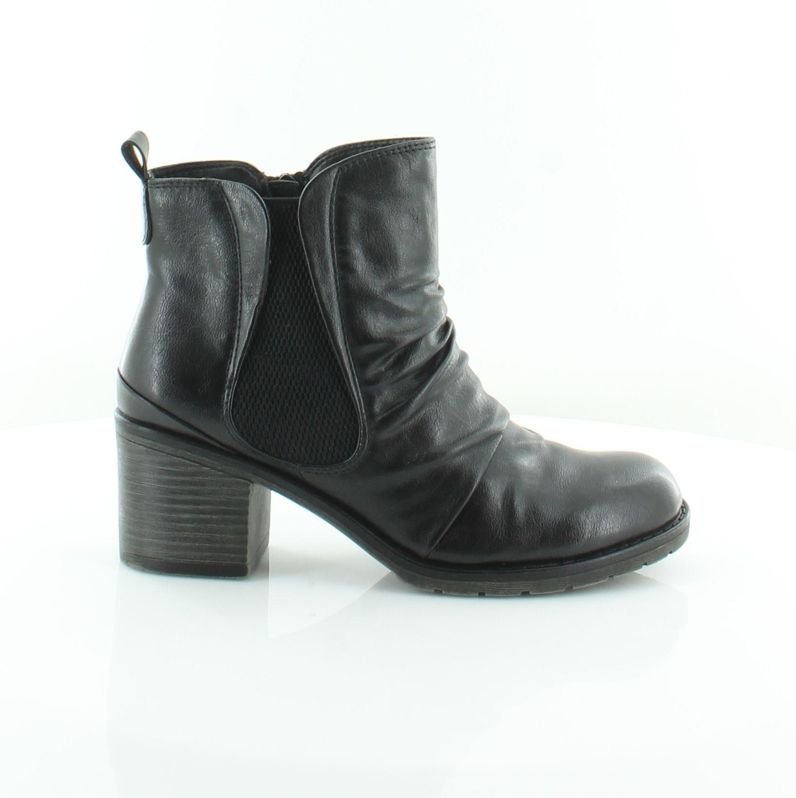 BareTraps Drennan Women's Boots Black Size 6.5 M