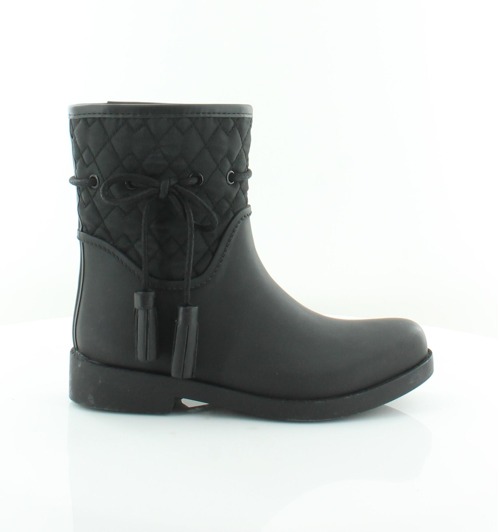 Jessica Simpson Racyn Women's Boots Flannel Black Size 7 M
