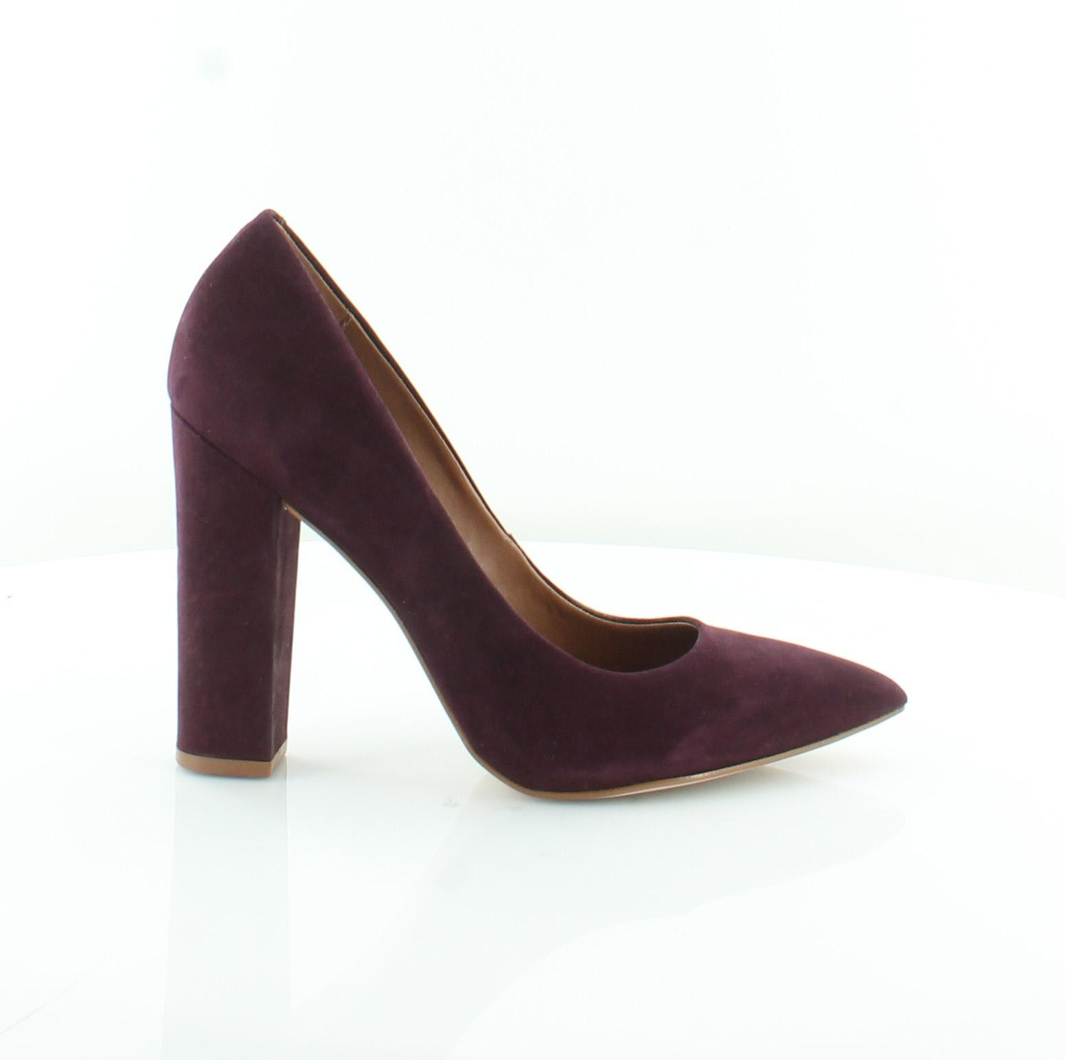 02bca5987b2 STEVE MADDEN PRIMPY Women s Heels Burg Nubk Size 10 M -  29.99 ...