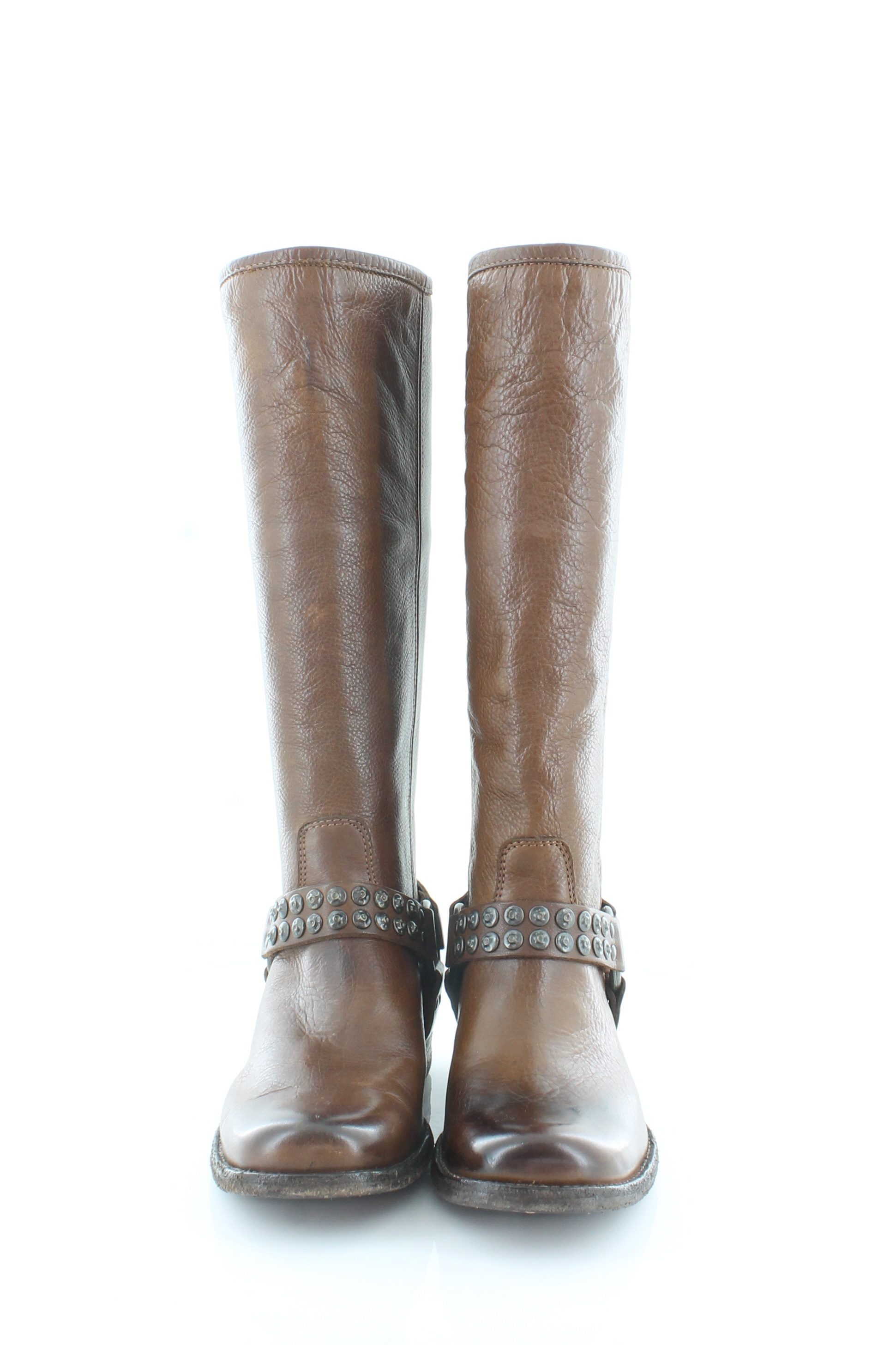 Frye Phillip Women's Boots Cognac Size 6 M