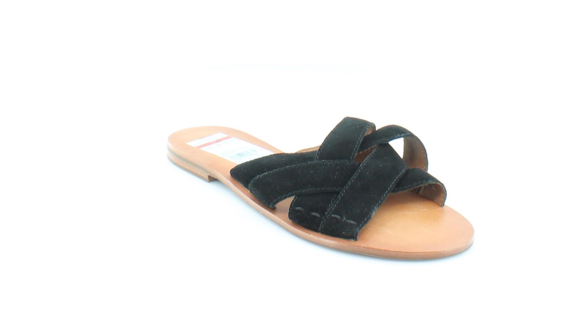 Frye Carla Women's Sandals & Flip Flops Black Size 10 M