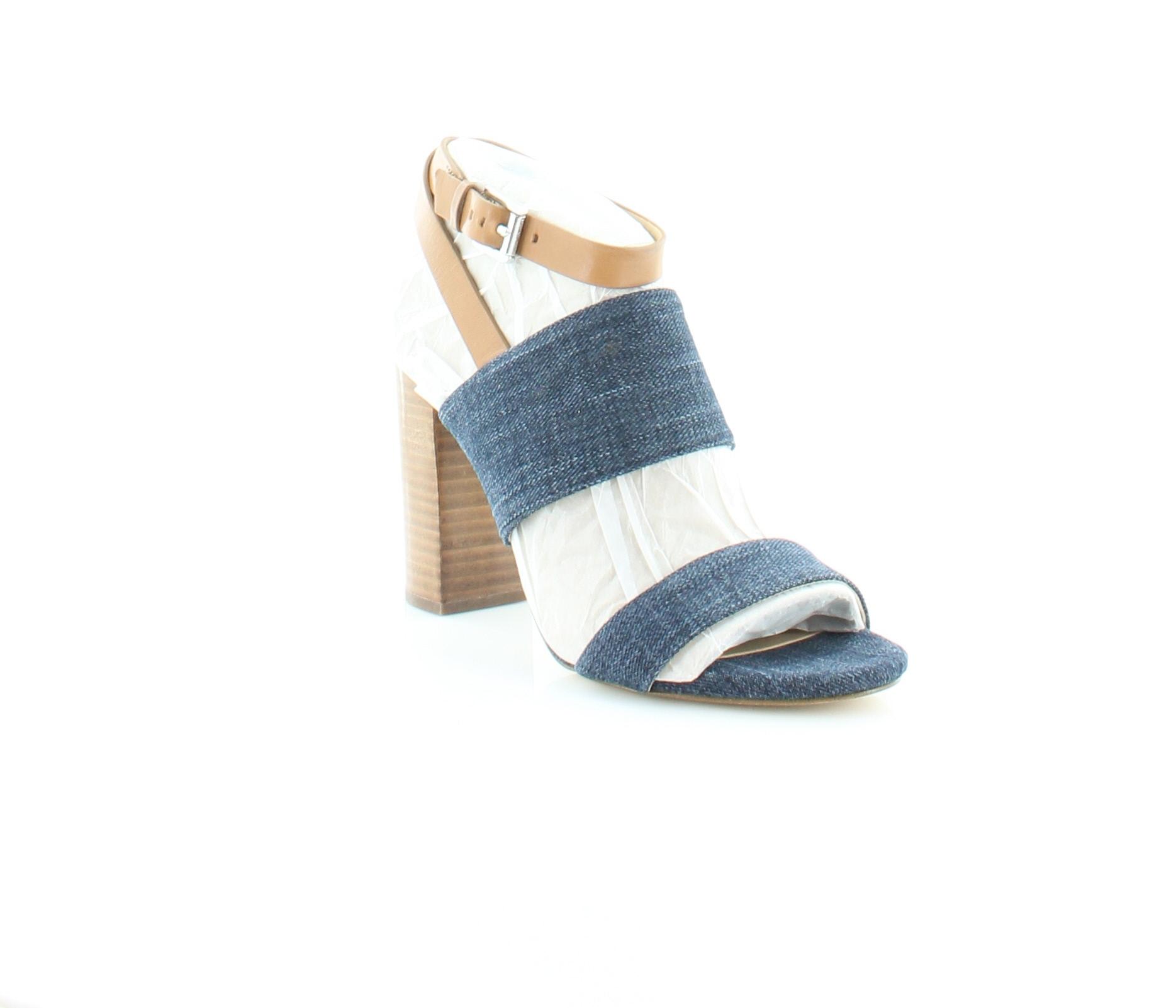 Michael Kors Arden Sandal Women's Sandals & Flip Flops Indigo/Acorn Size 6 M