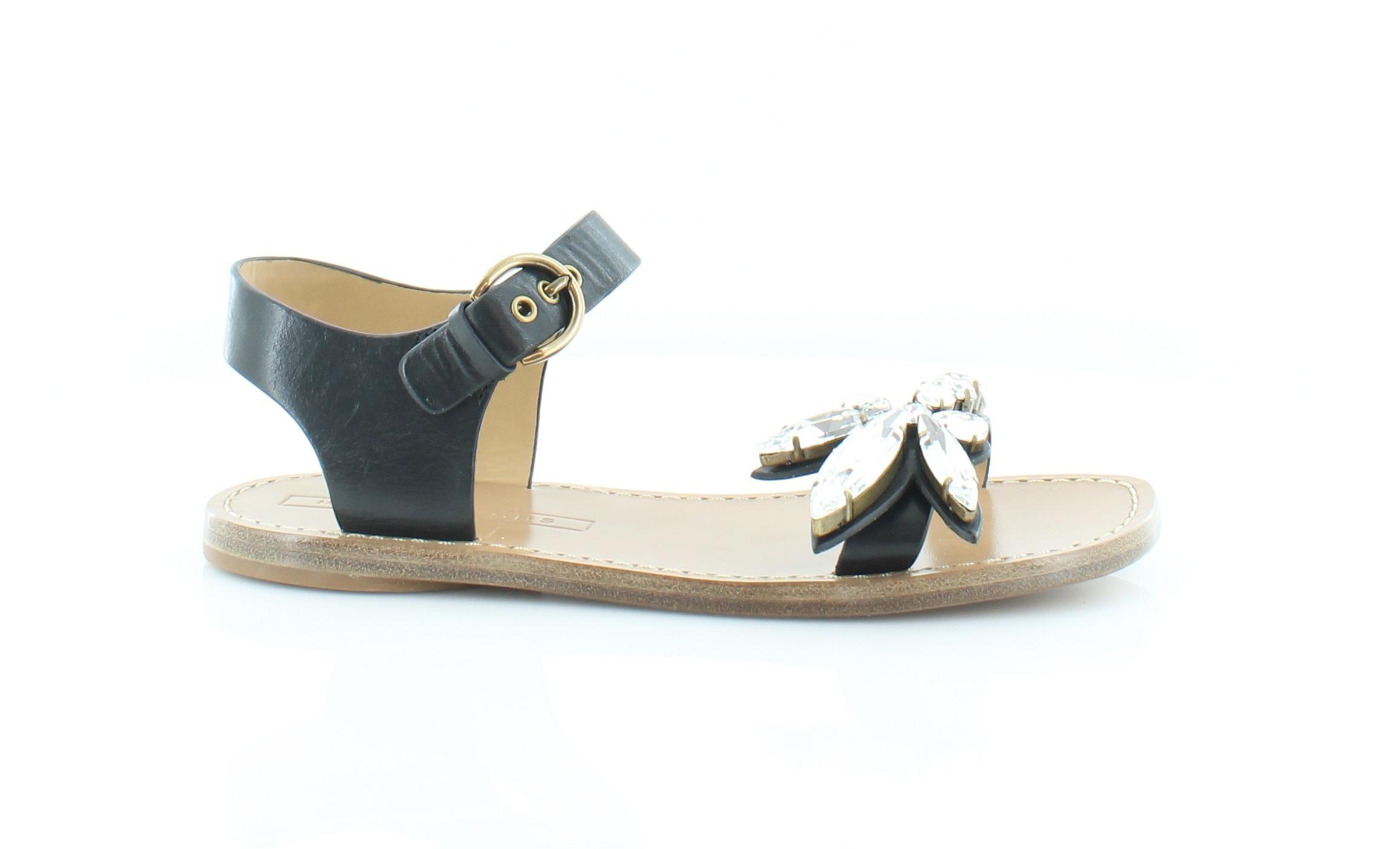 1d85ca862ff7 Marc By Marc Jacobs Rivington Black Womens Shoes Size 6.5 M Sandals ...