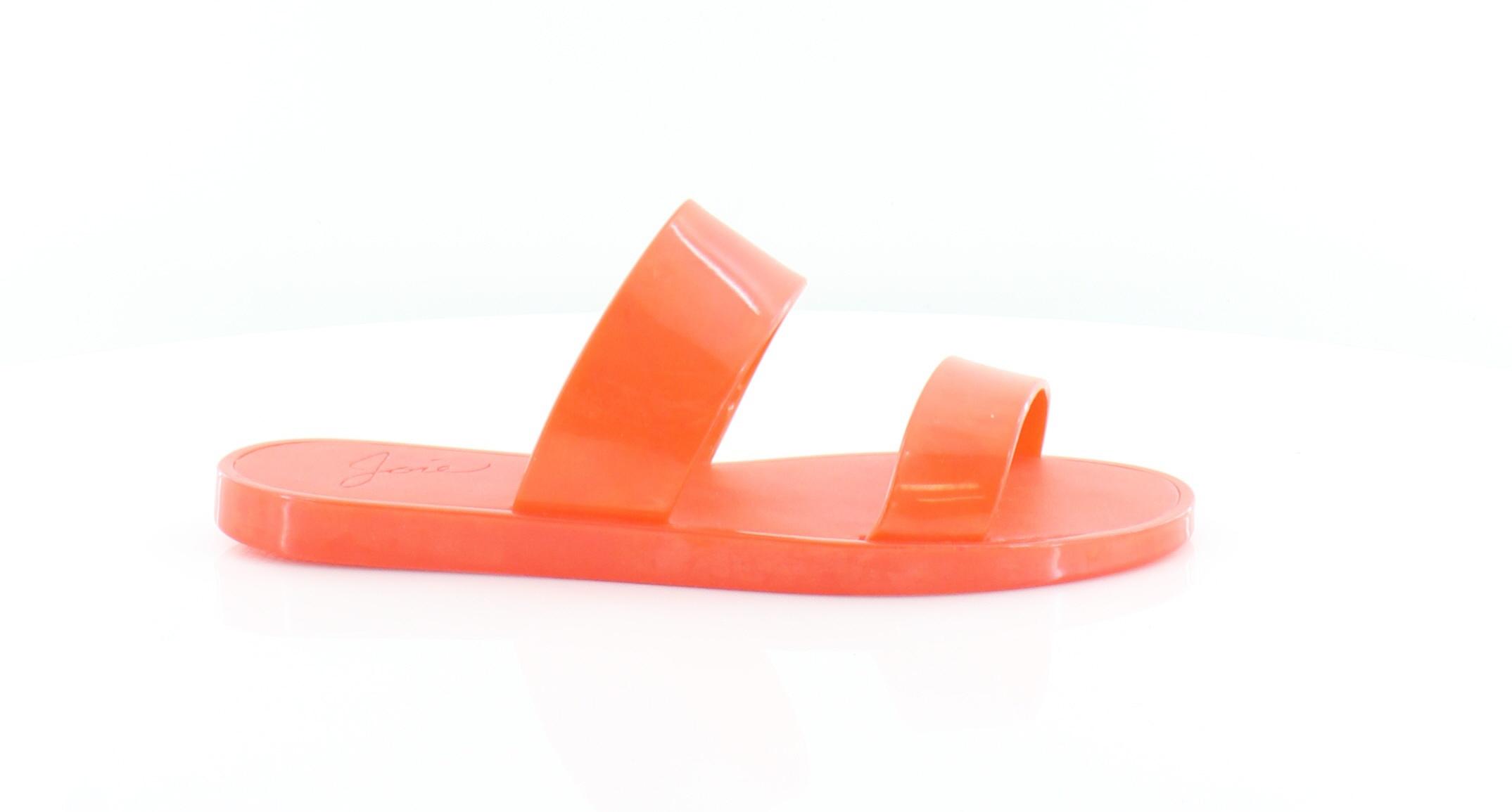 Joie Laila Orange Sandals Womens Shoes Size 6 M Sandals Orange MSRP $78 2fa517