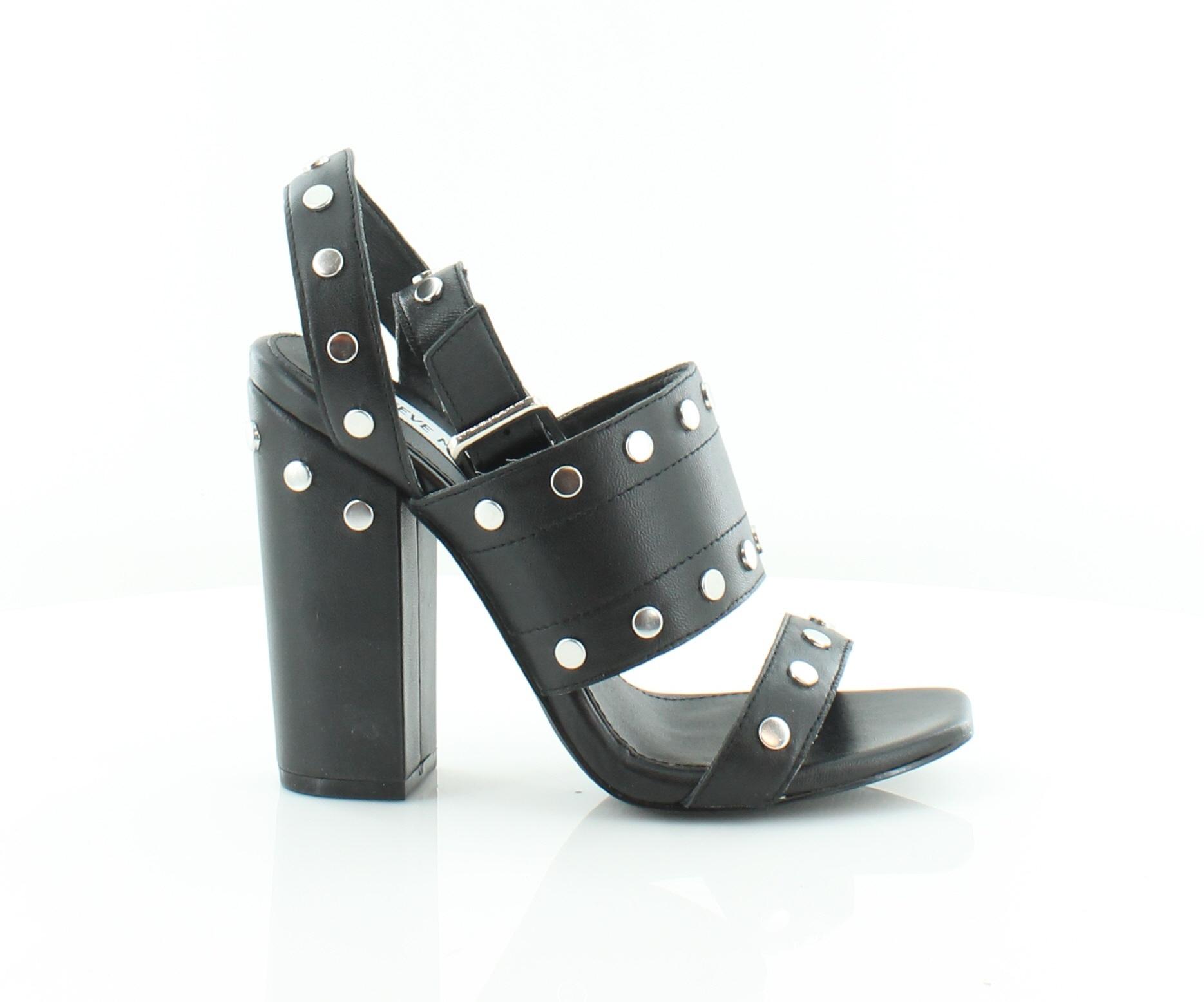Steve Madden Jansen Women's Heels Black Size 6 M