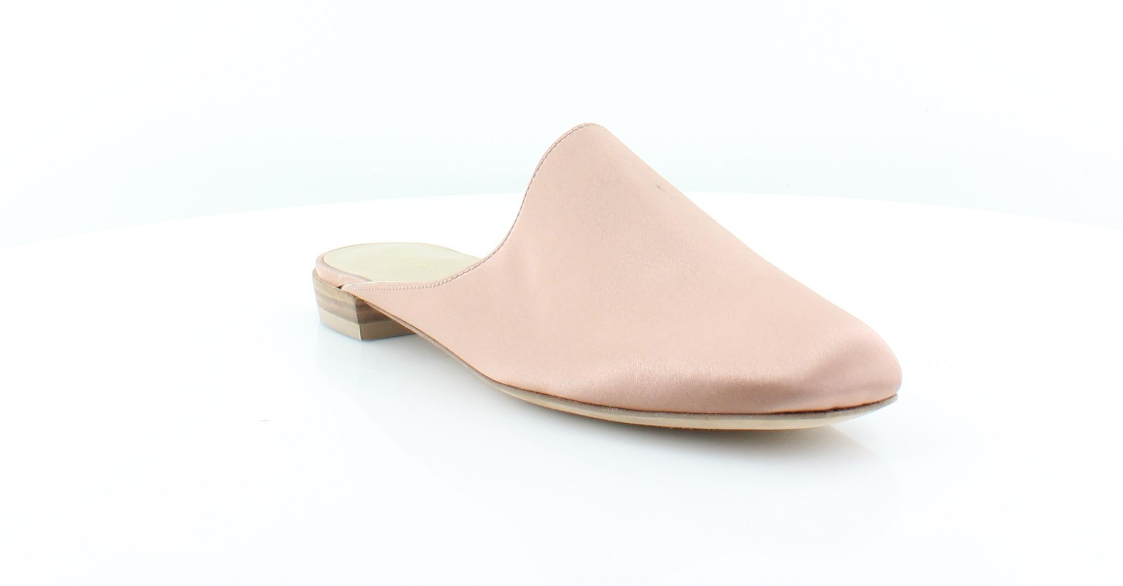 consegna diretta e rapida in fabbrica Stuart Weitzman Mulearky Beige donna donna donna scarpe Dimensione 7 M Clogs & Slippers MSRP  398  prezzo più economico