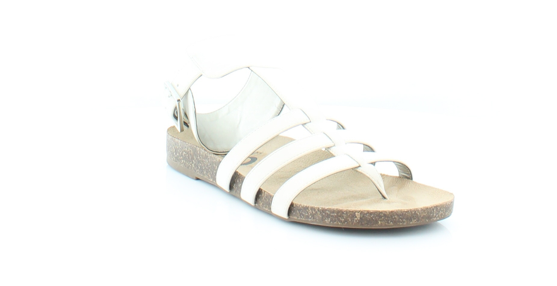 ca402bb2c Circus by Sam Edelman Katie Ivory Womens Shoes Size 7.5 M Sandals MSRP  59