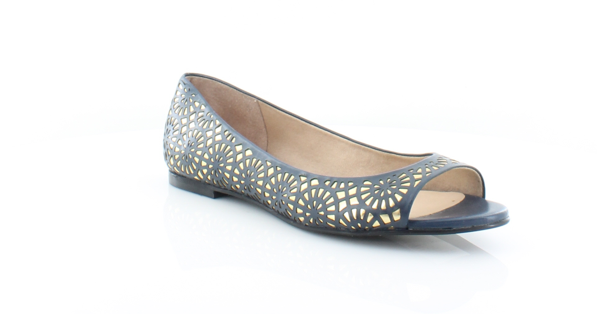 outlet store sale classic shoes popular stores FRENCH SOLE FS/NY Reform Blue Womens Shoes Size 11 M Flats ...