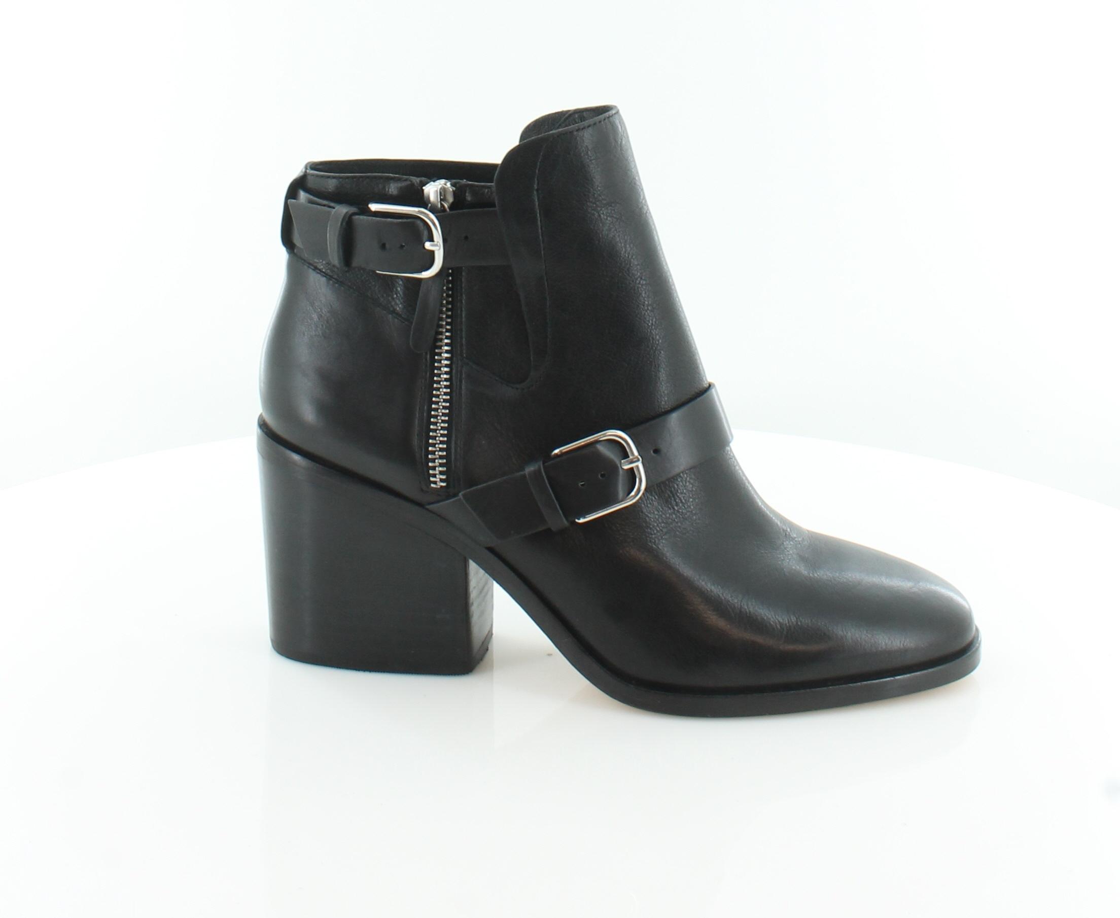 Pour La Victoire Wilson nero donna scarpe Dimensione 5.5 M stivali MSRP  375
