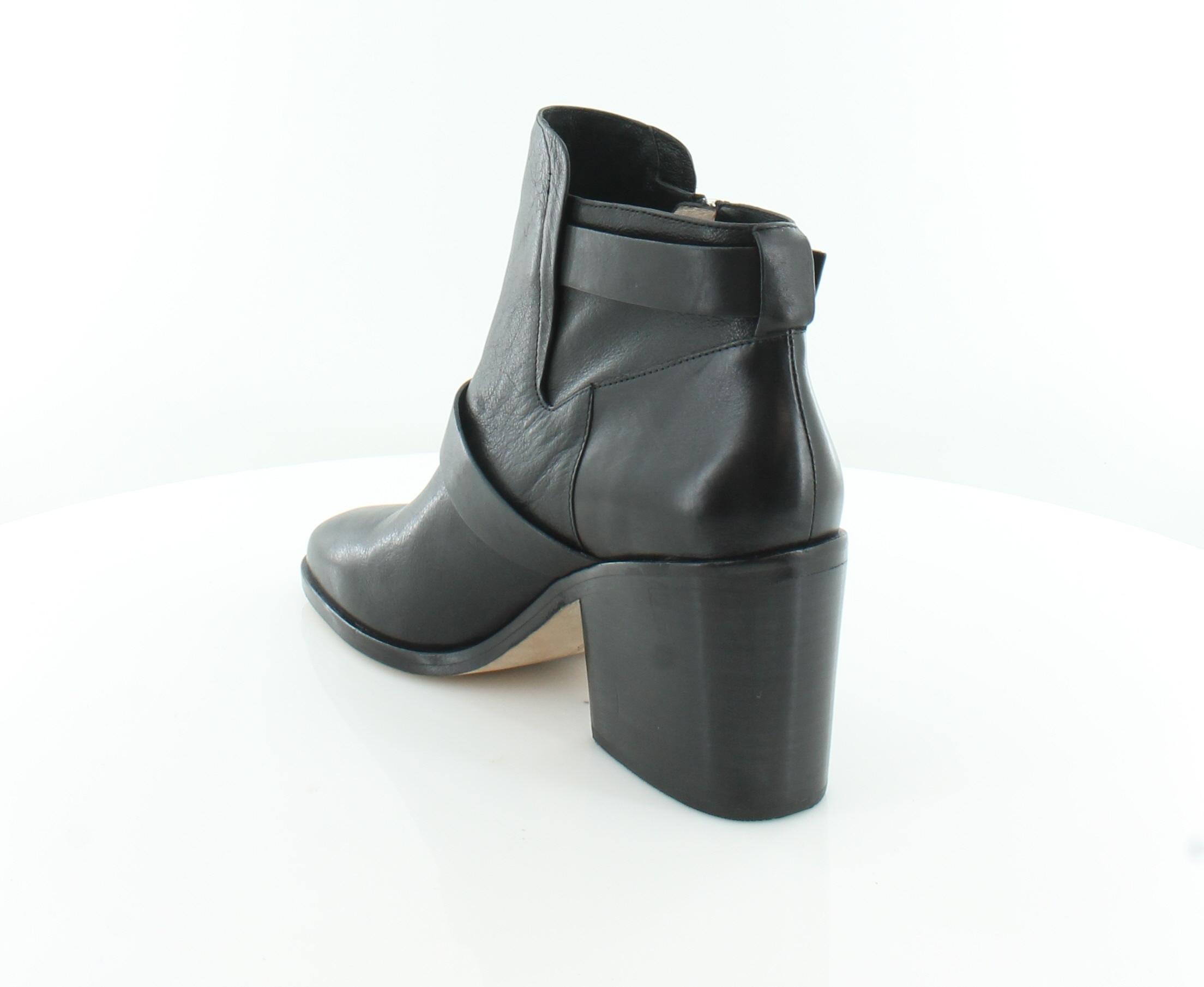 Pour La Victoire Wilson Negro 8.5 Zapatos para mujer Talla 8.5 Negro M botas MSRP  375 d9430e